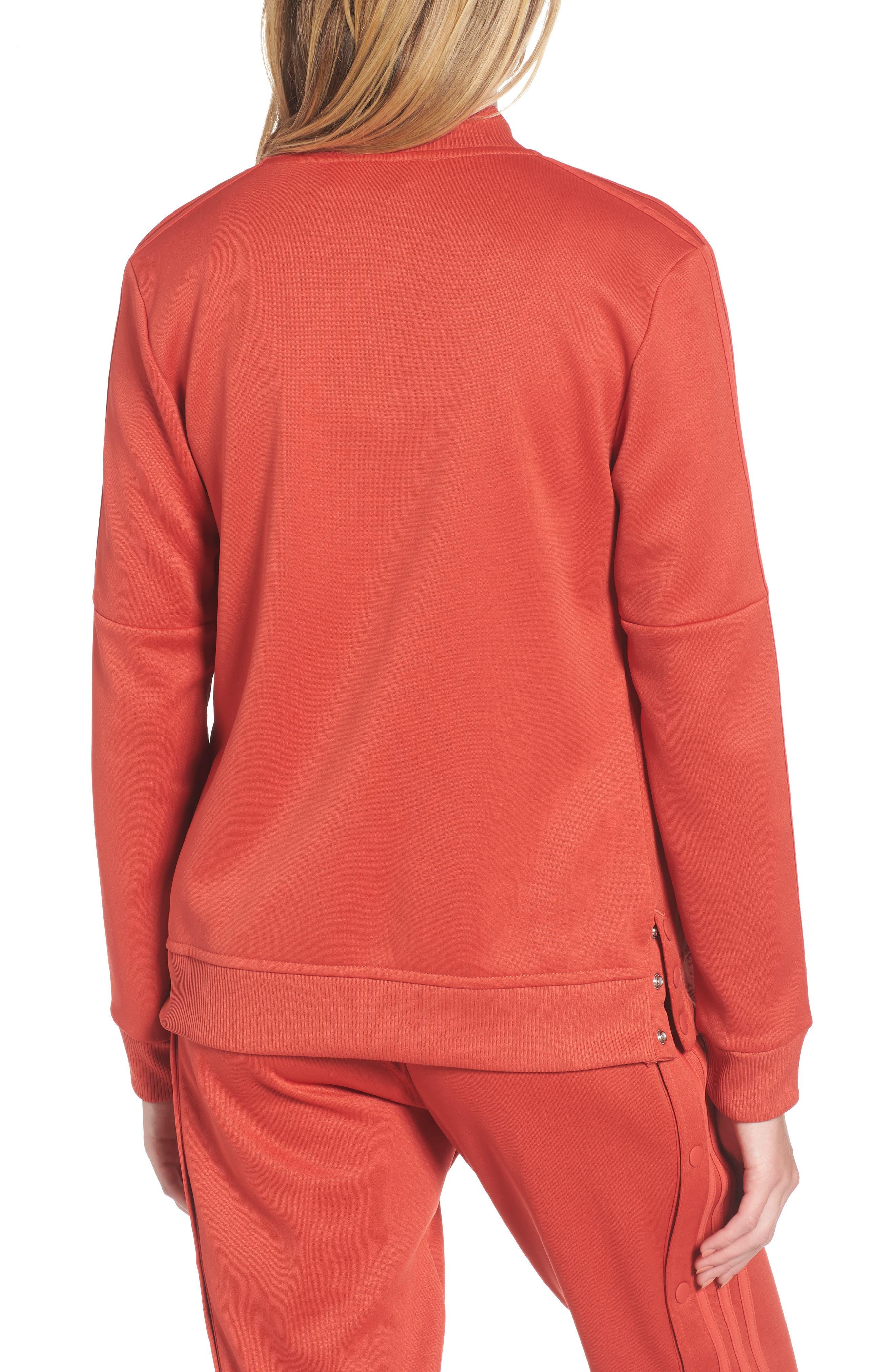Alternate Image 2  - adidas Tricot Track Jacket