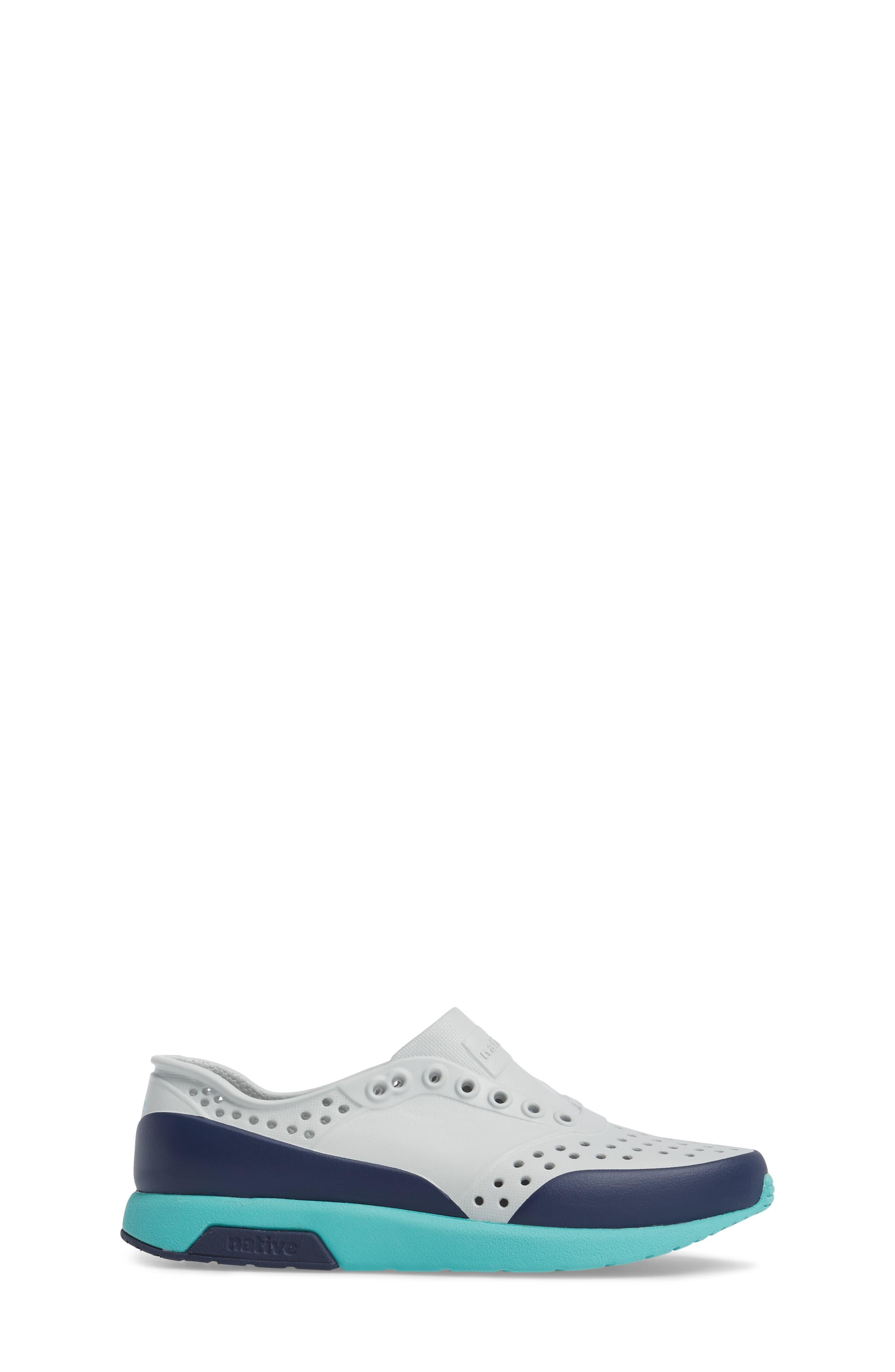Alternate Image 3  - Native Shoes Lennox Block Slip-On Sneaker (Baby, Walker, Toddler & Little Kid)
