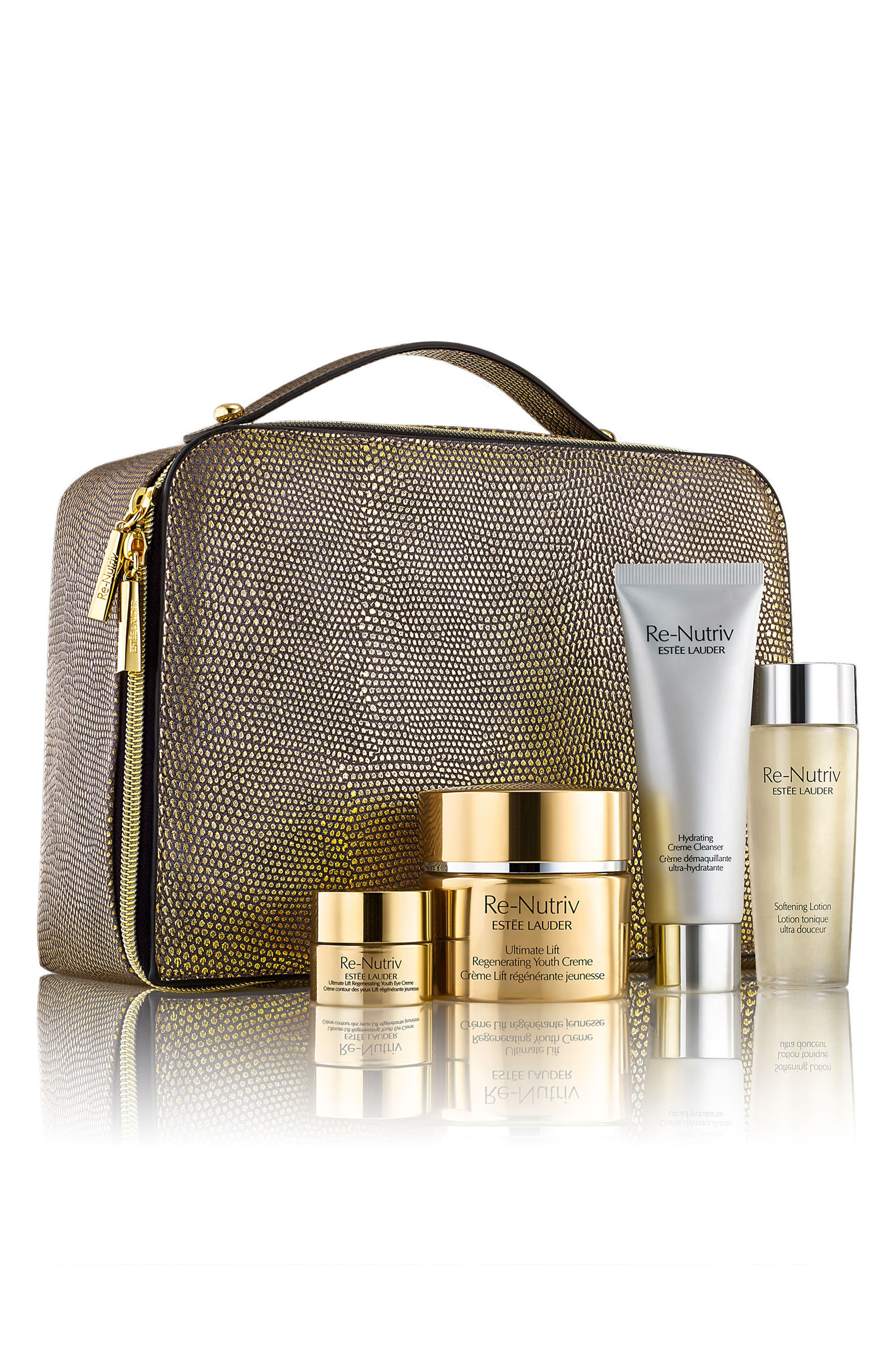 Alternate Image 1 Selected - Estée Lauder The Secret of Infinite Beauty Ultimate Lift Regenerating Youth Collection for Face (Limited Edition) ($470 Value)