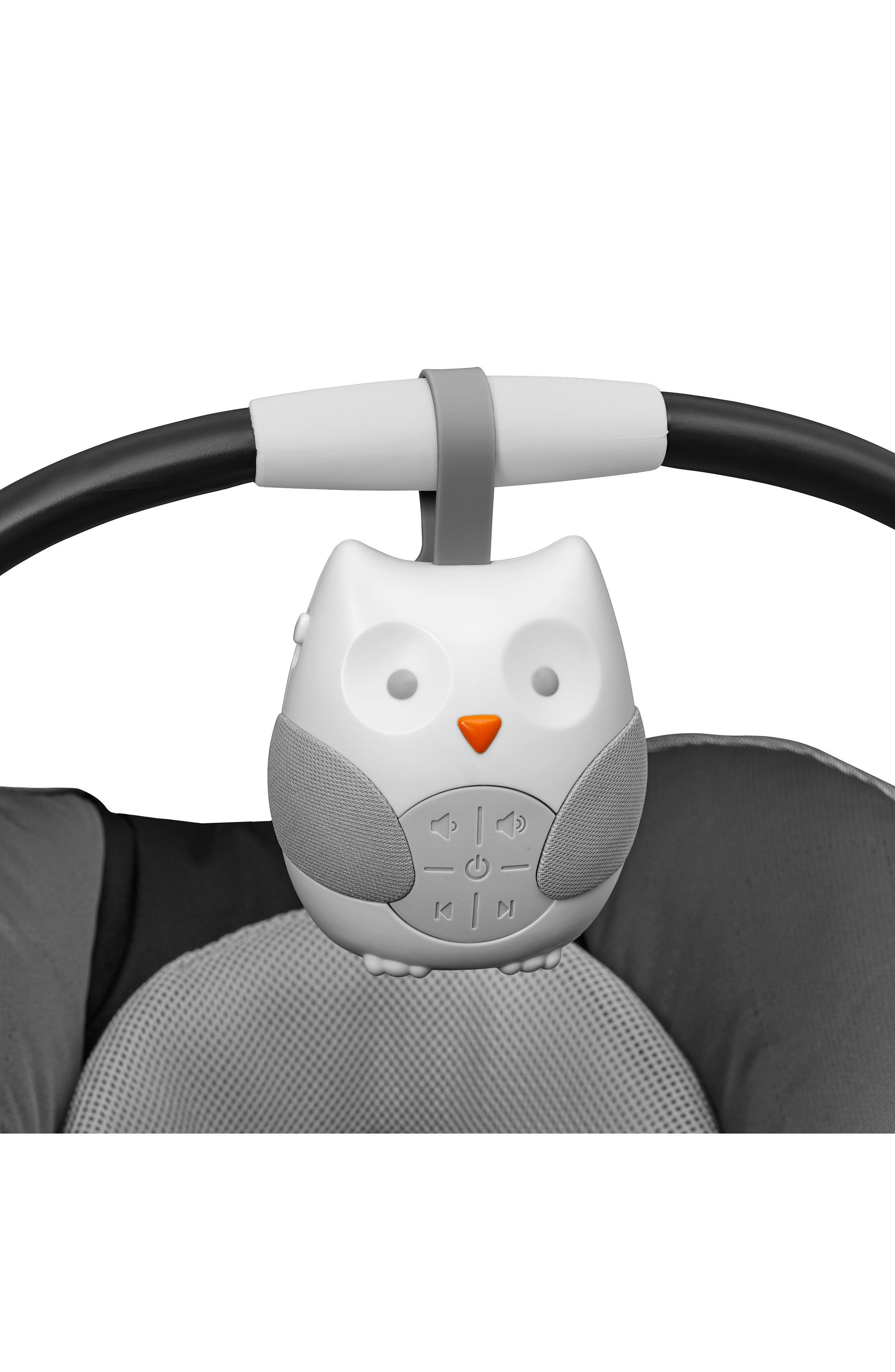 Stroll & Go Portable Baby Soother,                         Main,                         color, White