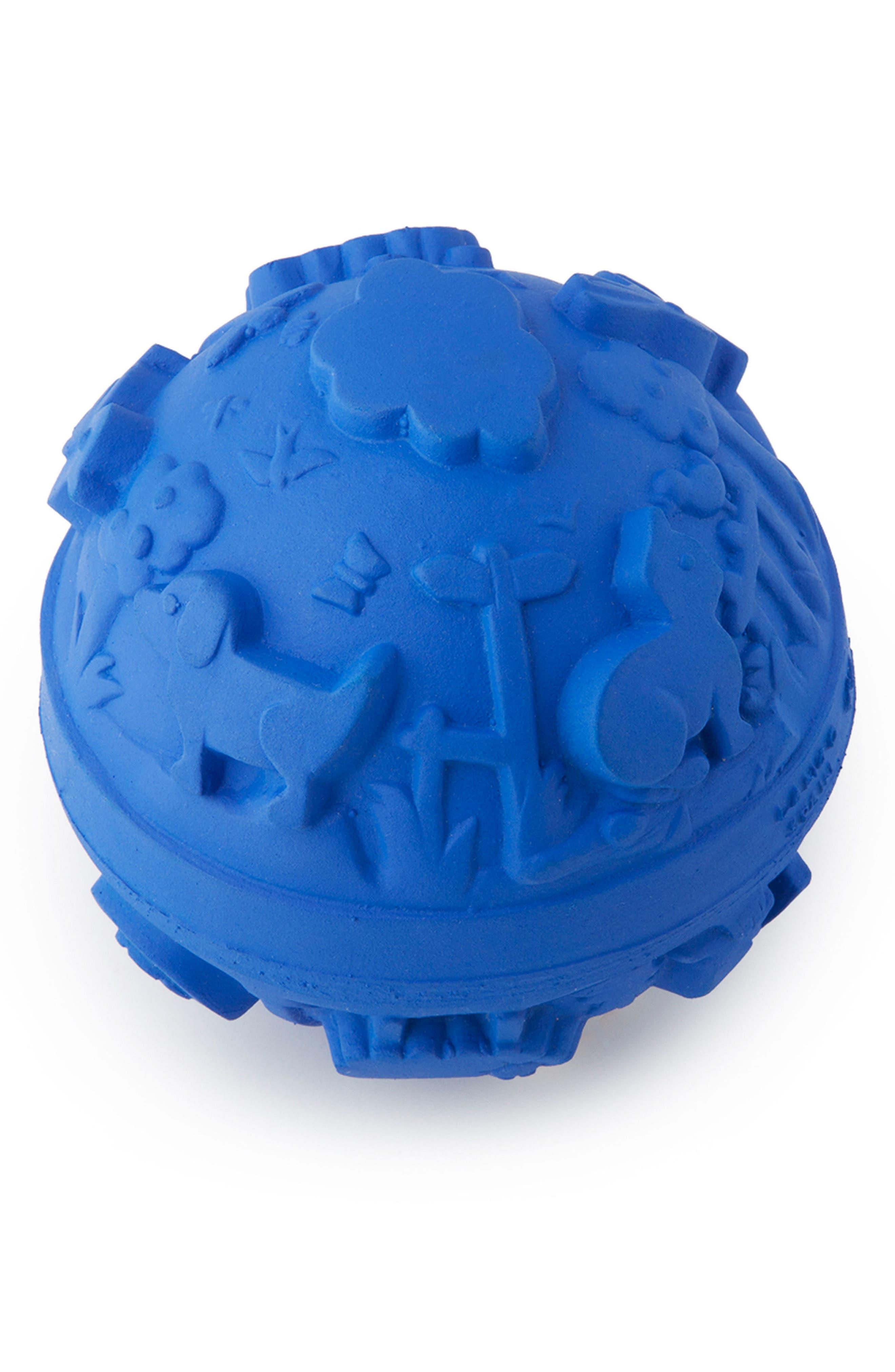 Main Image - Oli and Carol Baby Ball Teething Toy