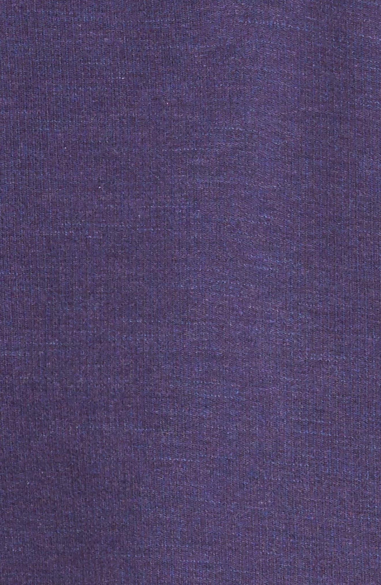 Alternate Image 5  - Tommy Bahama Flipsider Reversible Quarter-Zip Pullover