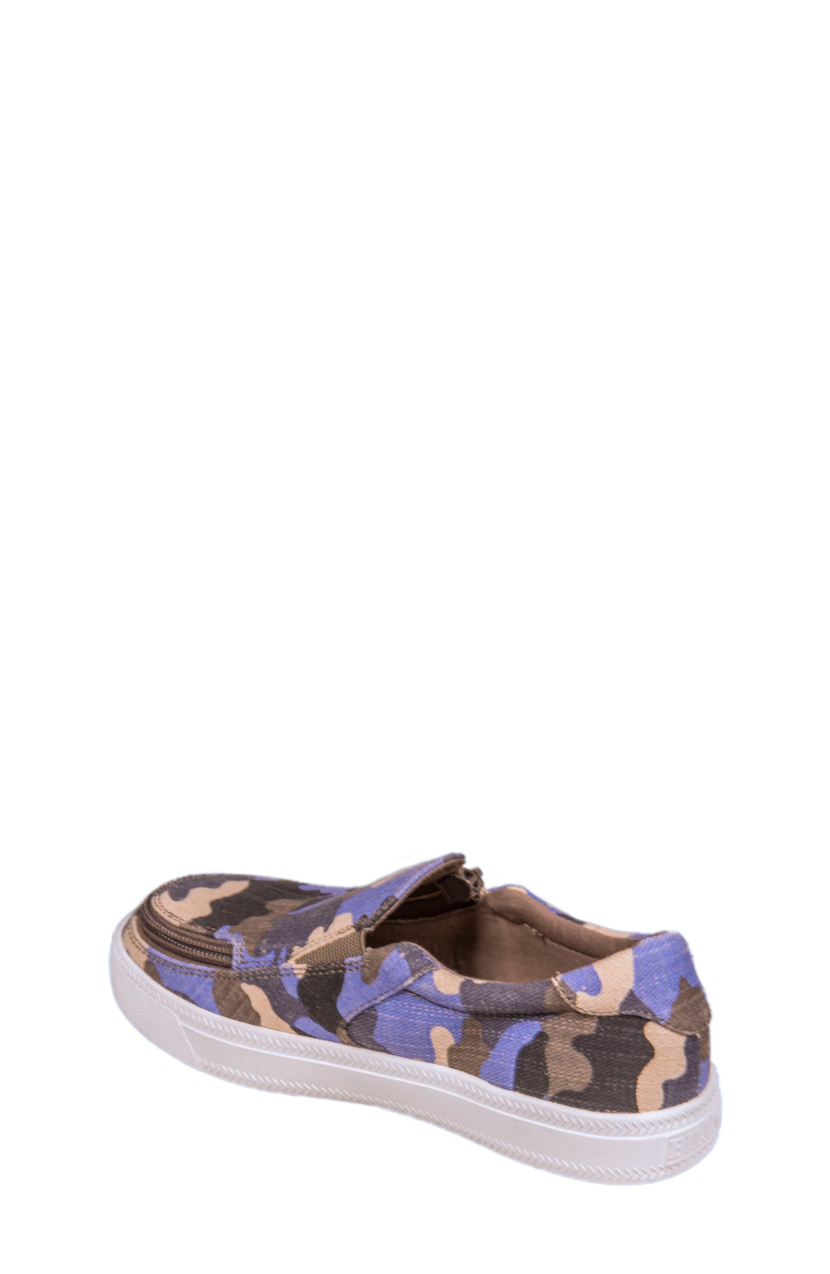 Alternate Image 2  - BILLY Footwear Zip Around Low Top Sneaker (Toddler, Little Kid & Big Kid)