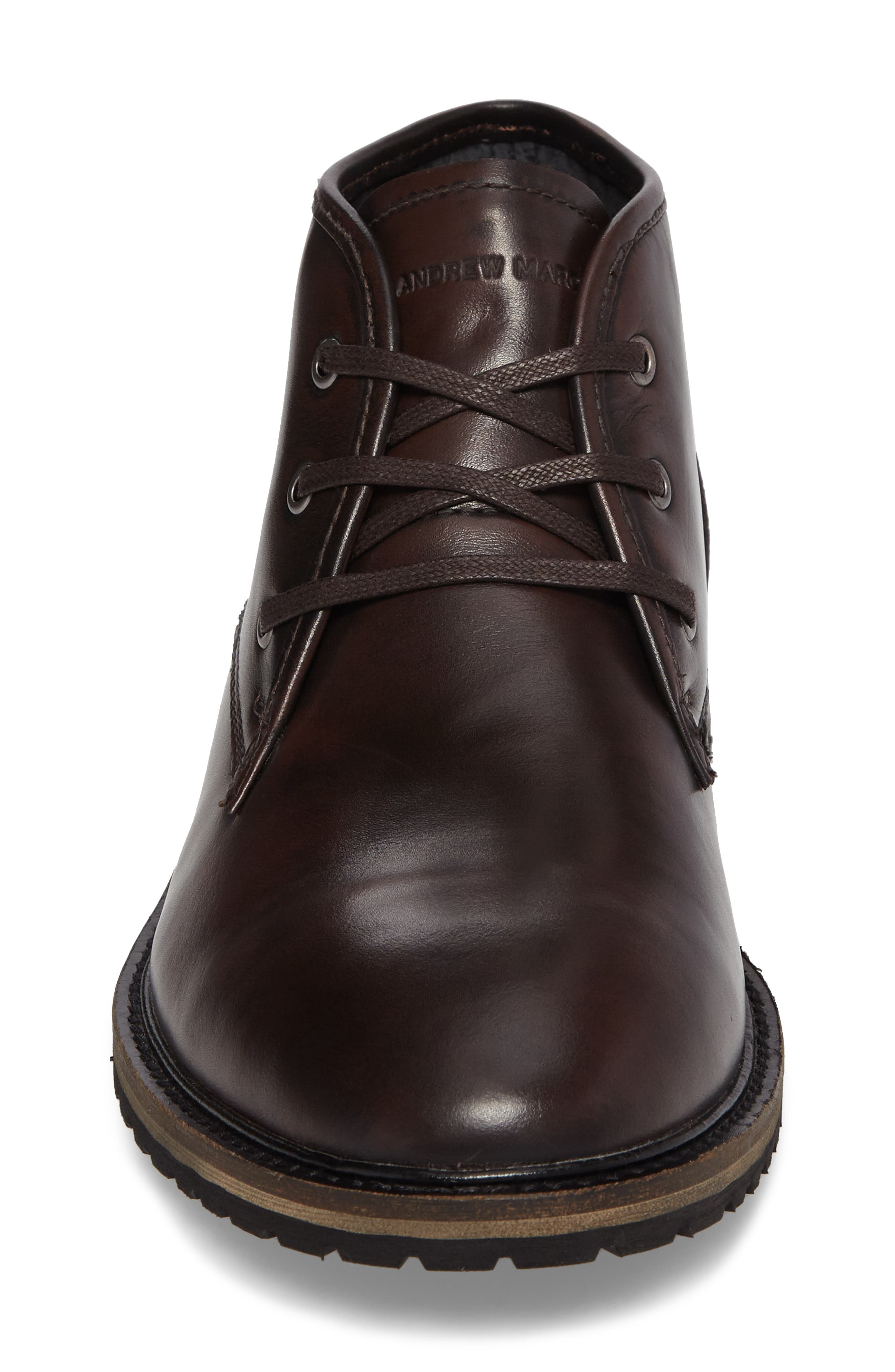 Alternate Image 4  - Andrew Marc Woodside Chukka Boot (Men)