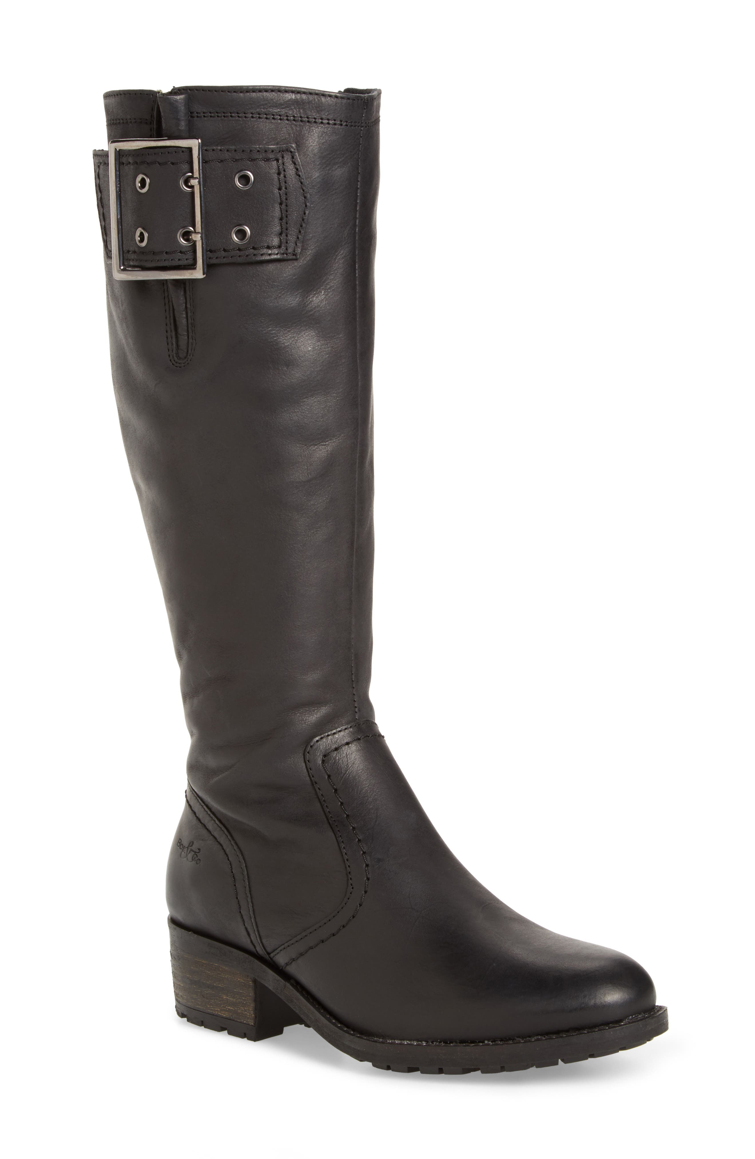 Alternate Image 1 Selected - Bos. & Co. Lawson Tall Waterproof Boot (Women)