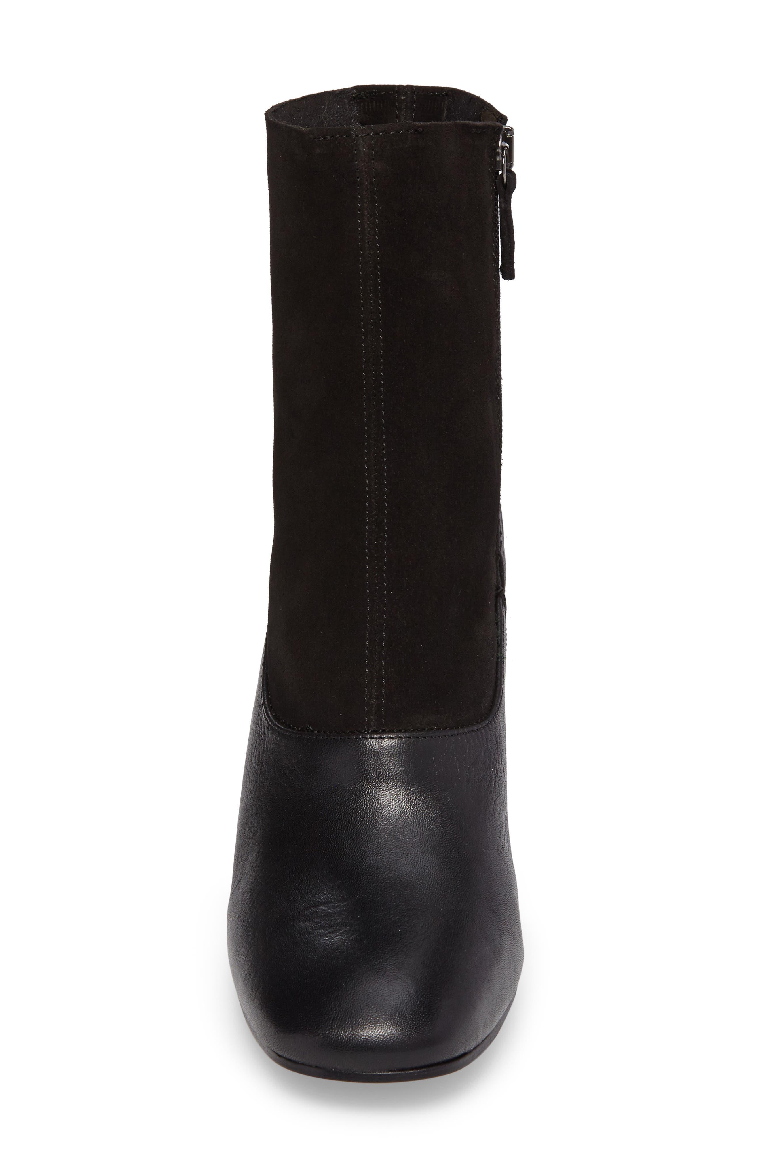 Alternate Image 4  - Topshop Holi Sock Bootie (Women)