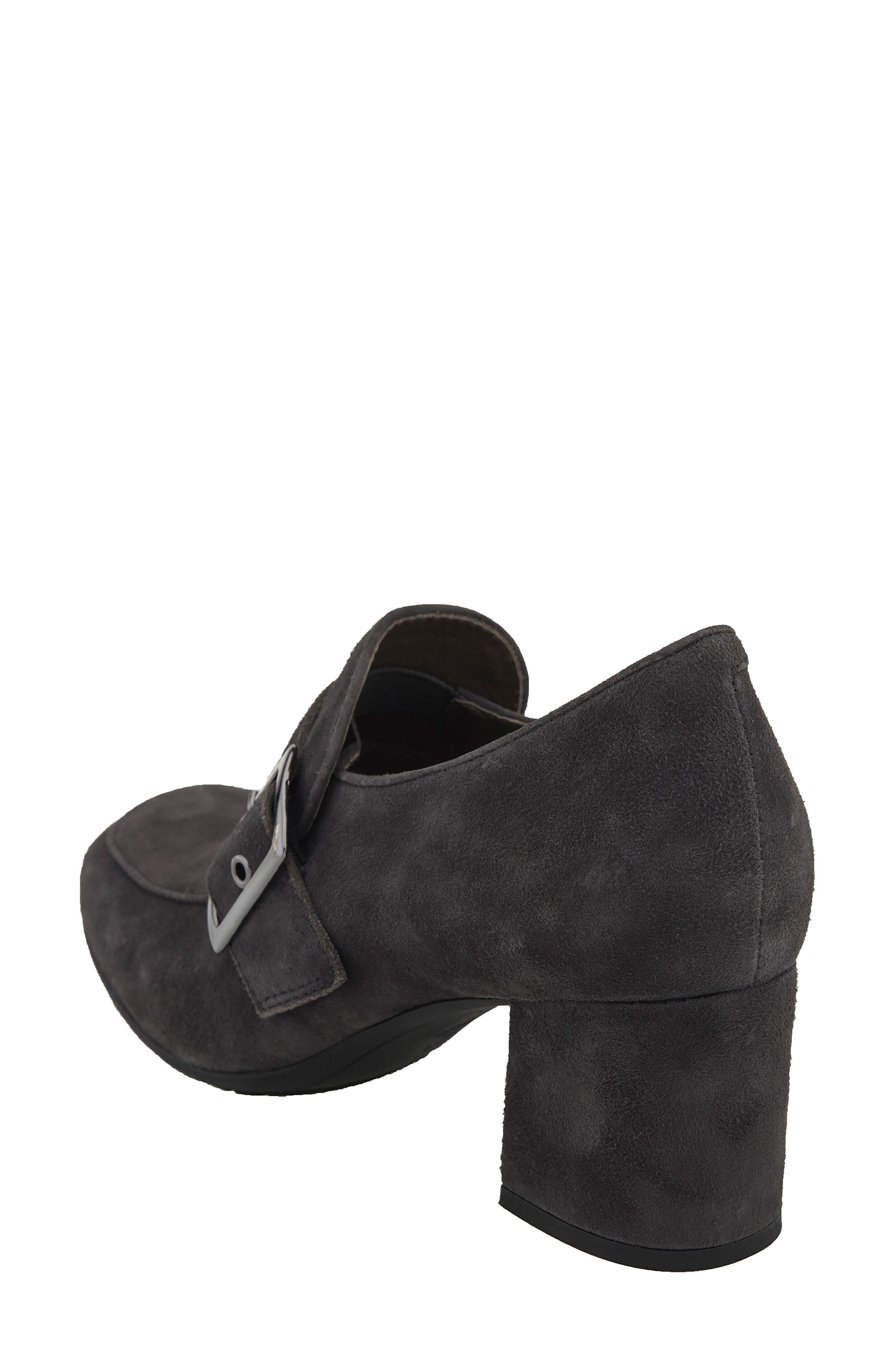 Alternate Image 2  - Earthies® Rhea Buckle Strap Pump (Women)