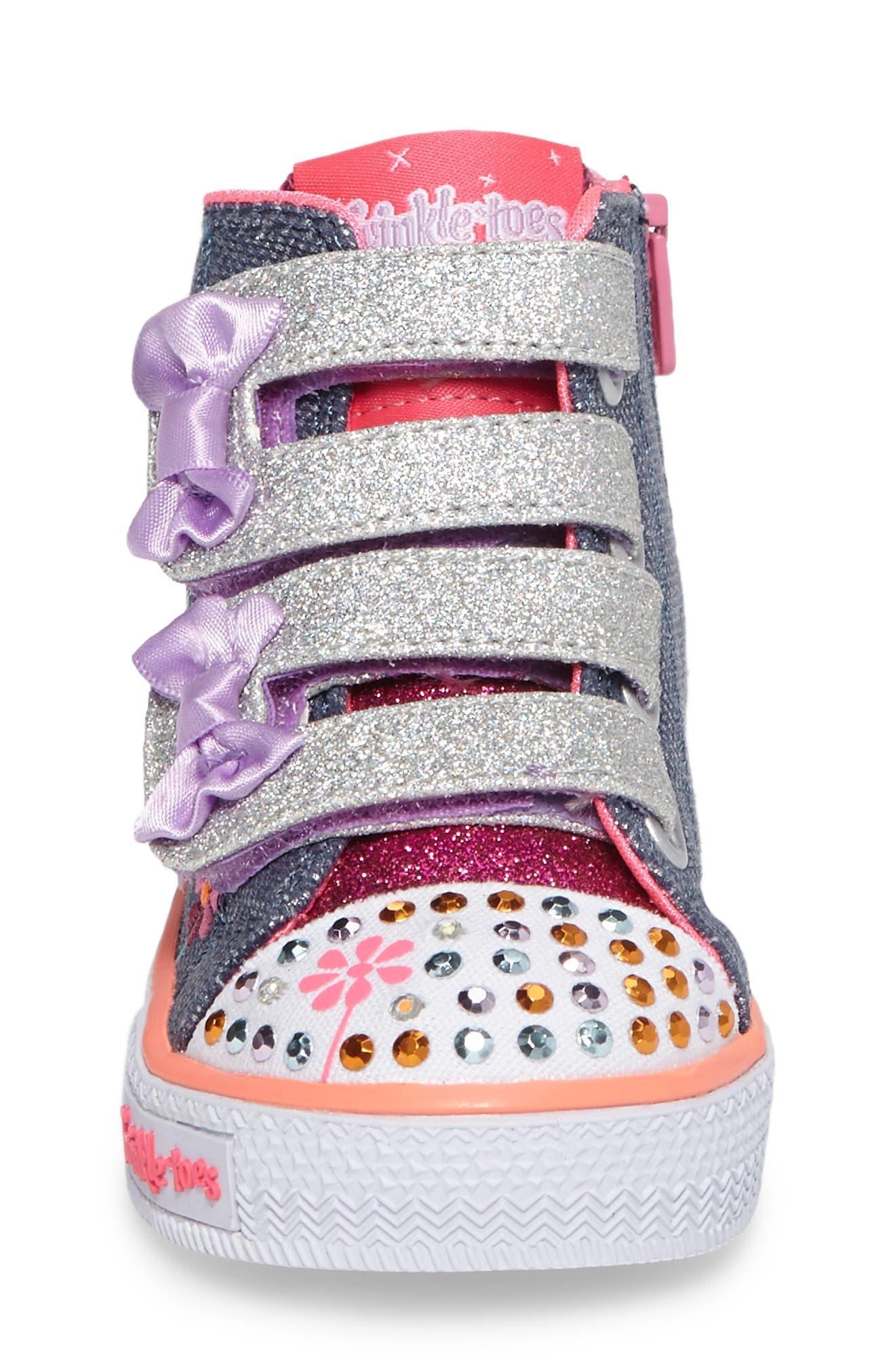 Alternate Image 4  - SKECHERS Shuffles Sneaker (Walker & Toddler)