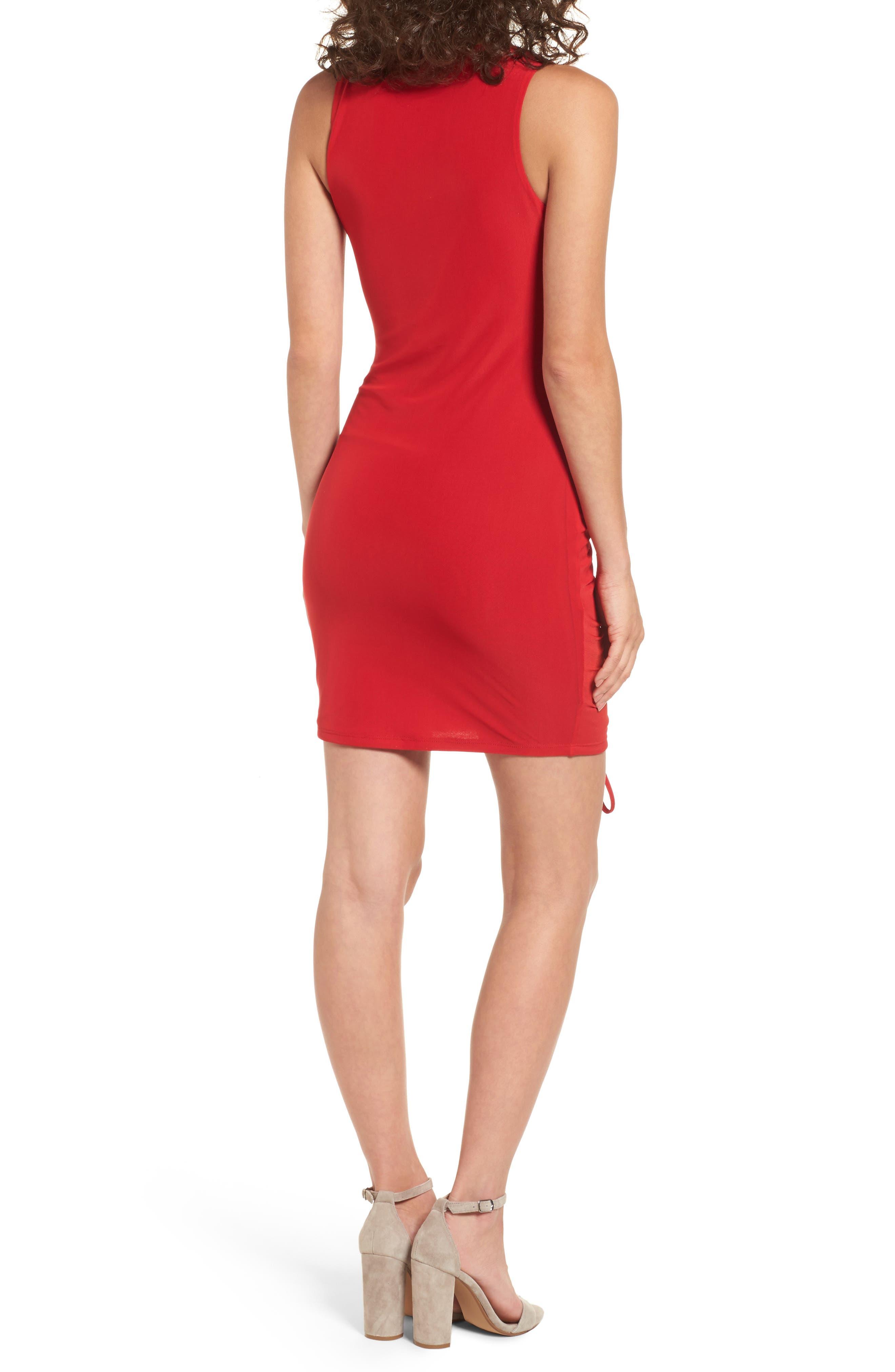 Alternate Image 2  - Ruched Dress