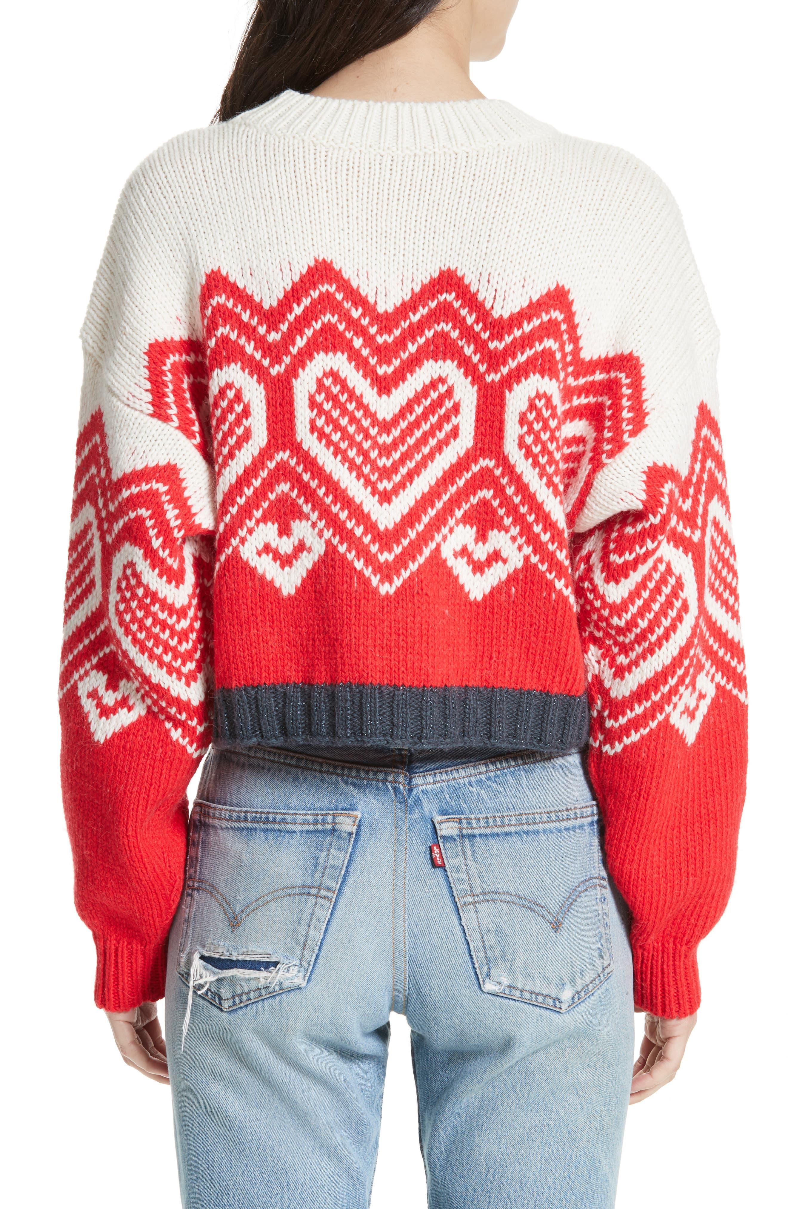 Alternate Image 2  - Free People I Heart You Sweater