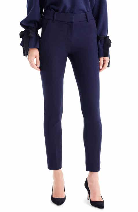 J.Crew Cameron Four Season Crop Pants (Regular   Petite) 50285028fb