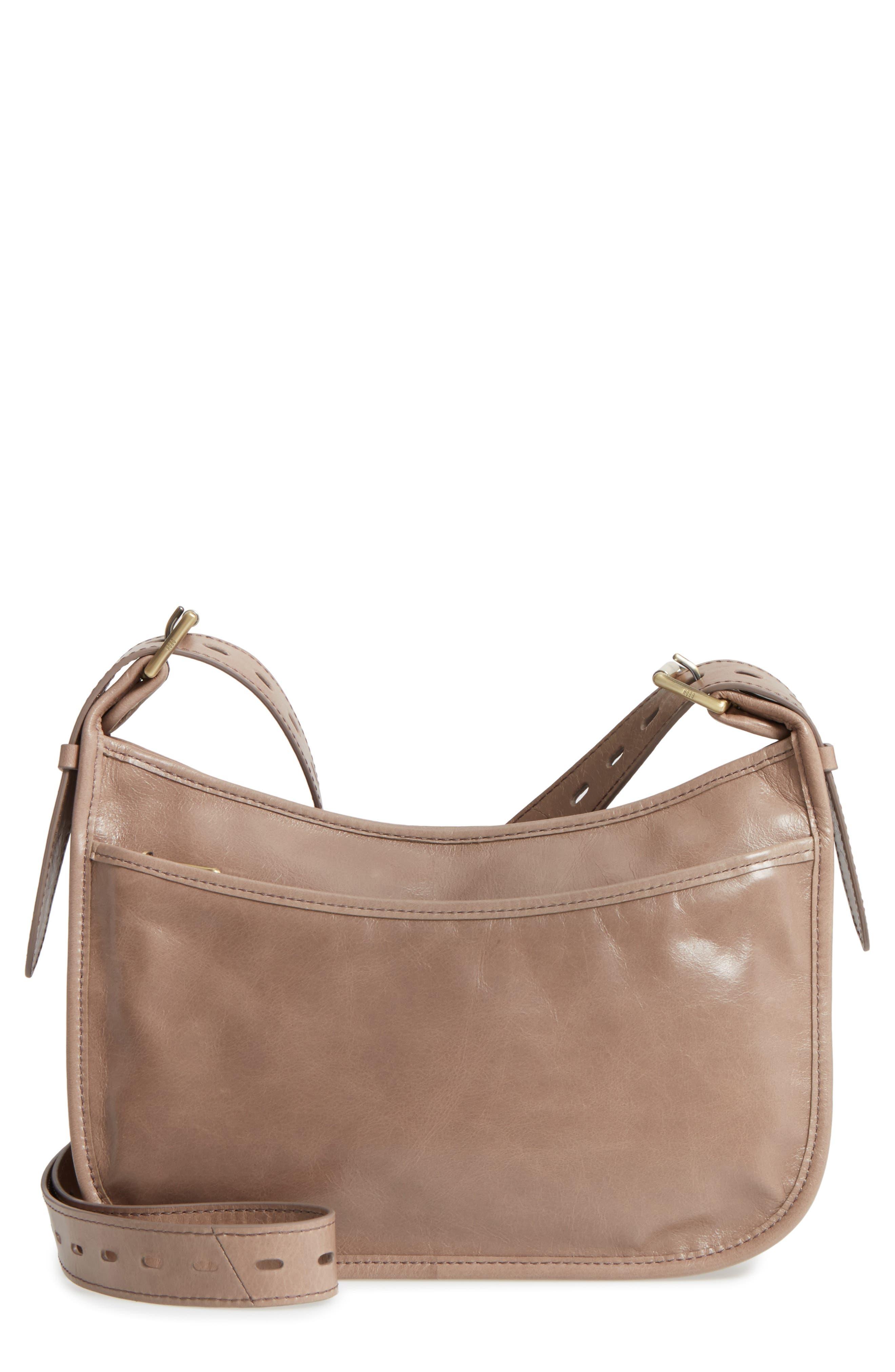 Main Image - Hobo Chase Calfskin Leather Crossbody Bag