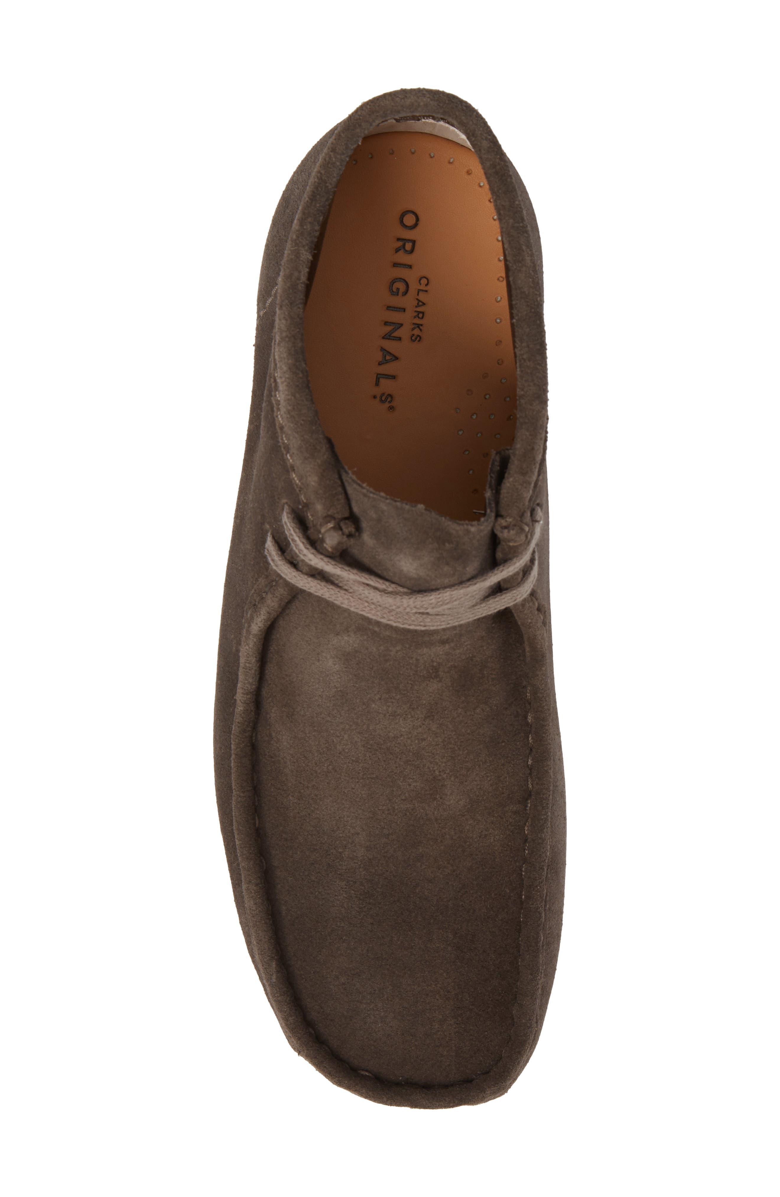 Alternate Image 5  - Clarks® Originals 'Wallabee' Boot   (Men)