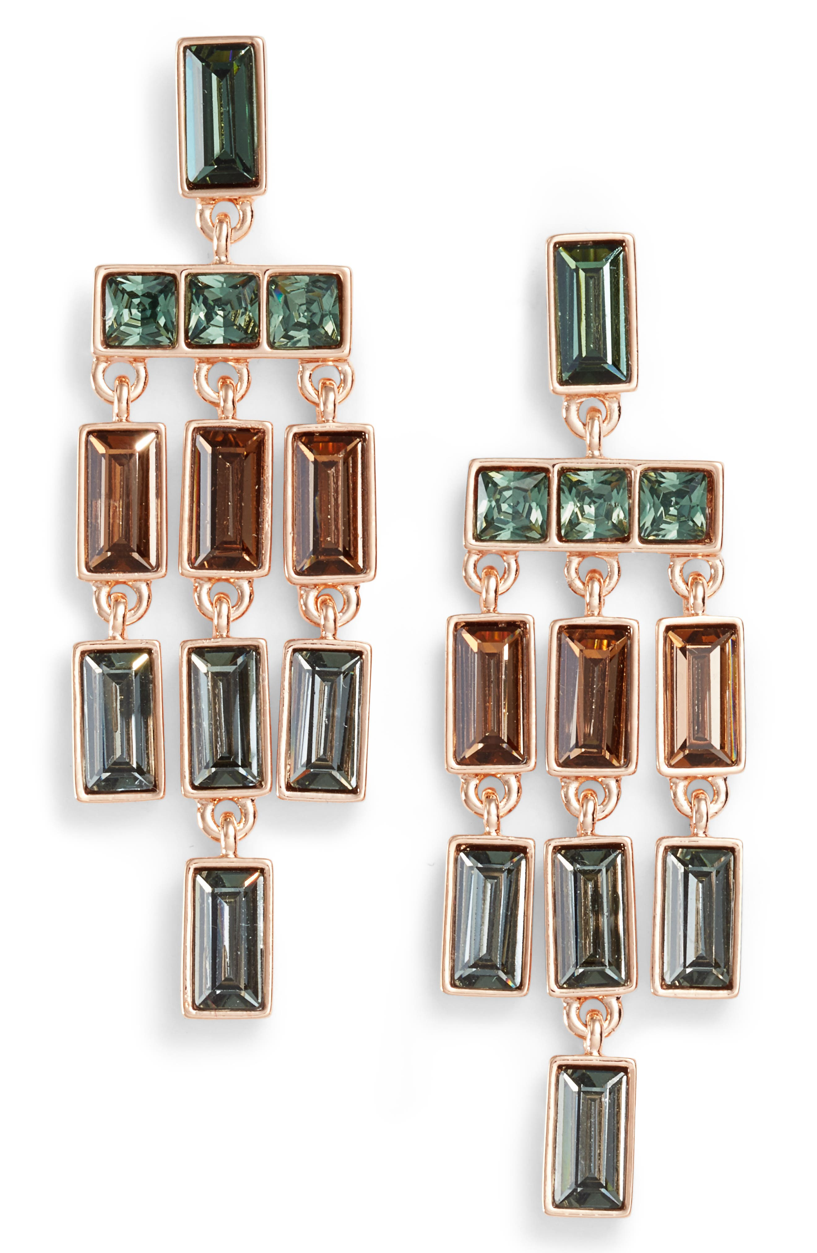 Vince Camuto Chandelier Earrings