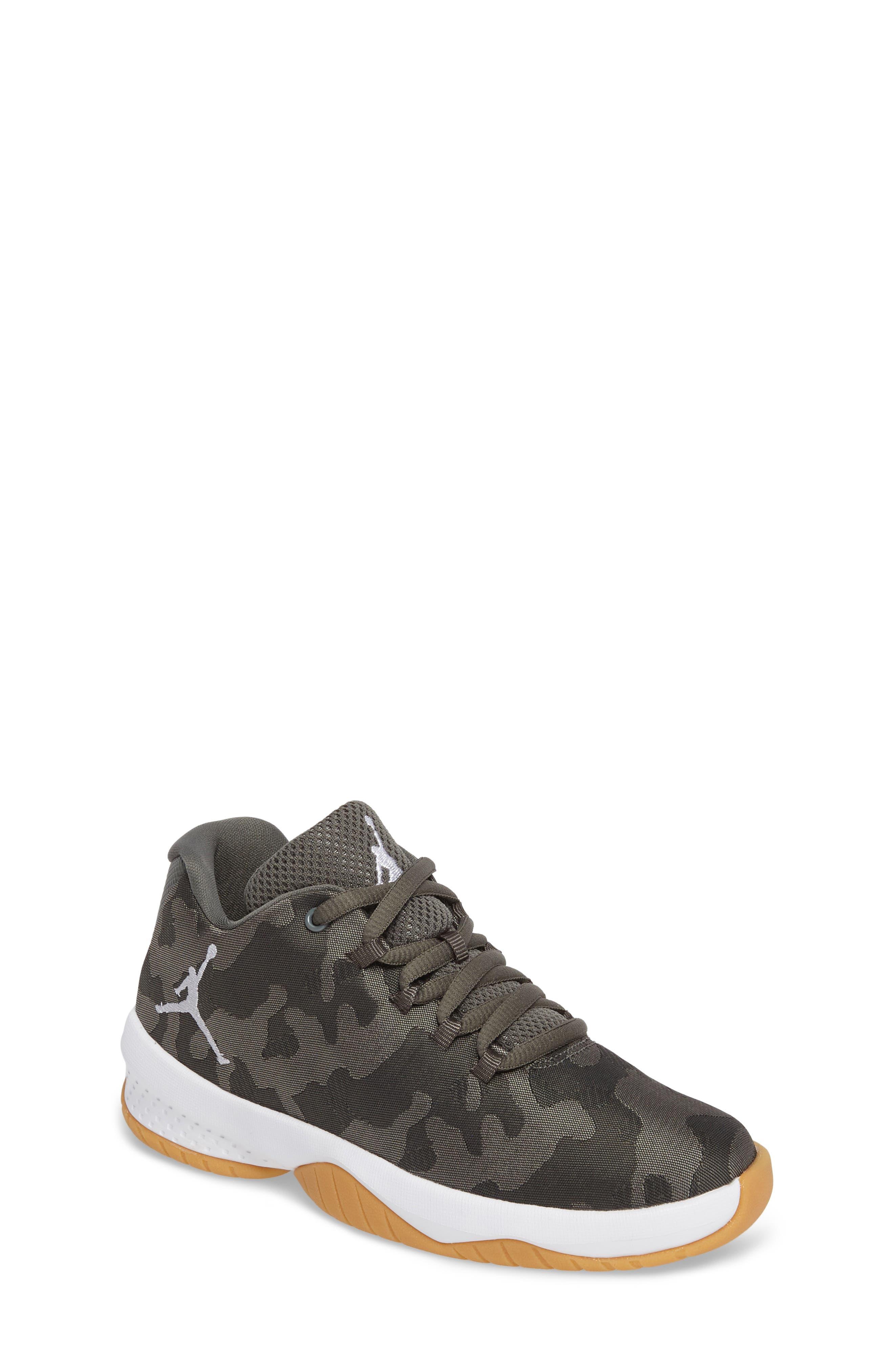 Alternate Image 1 Selected - Nike Jordan B. Fly Basketball Shoe (Toddler & Little Kid)