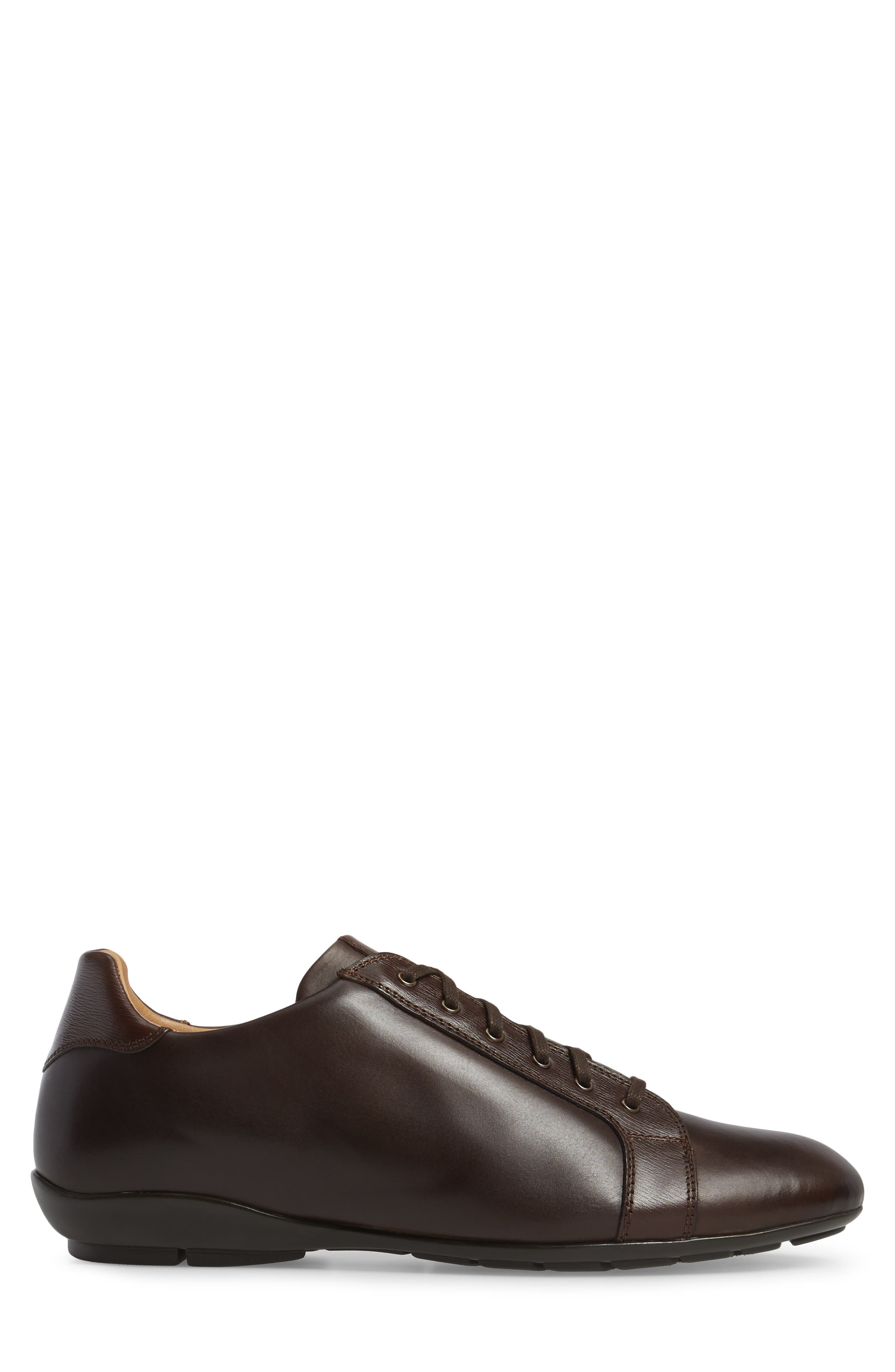 Ubrique Sneaker,                             Alternate thumbnail 3, color,                             Brown Multi Leather