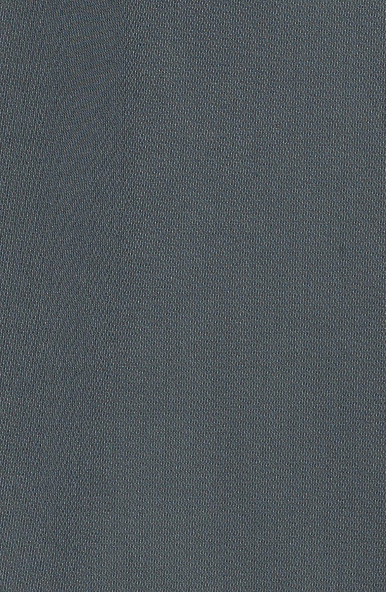 Alternate Image 5  - London Fog Short Trench Coat