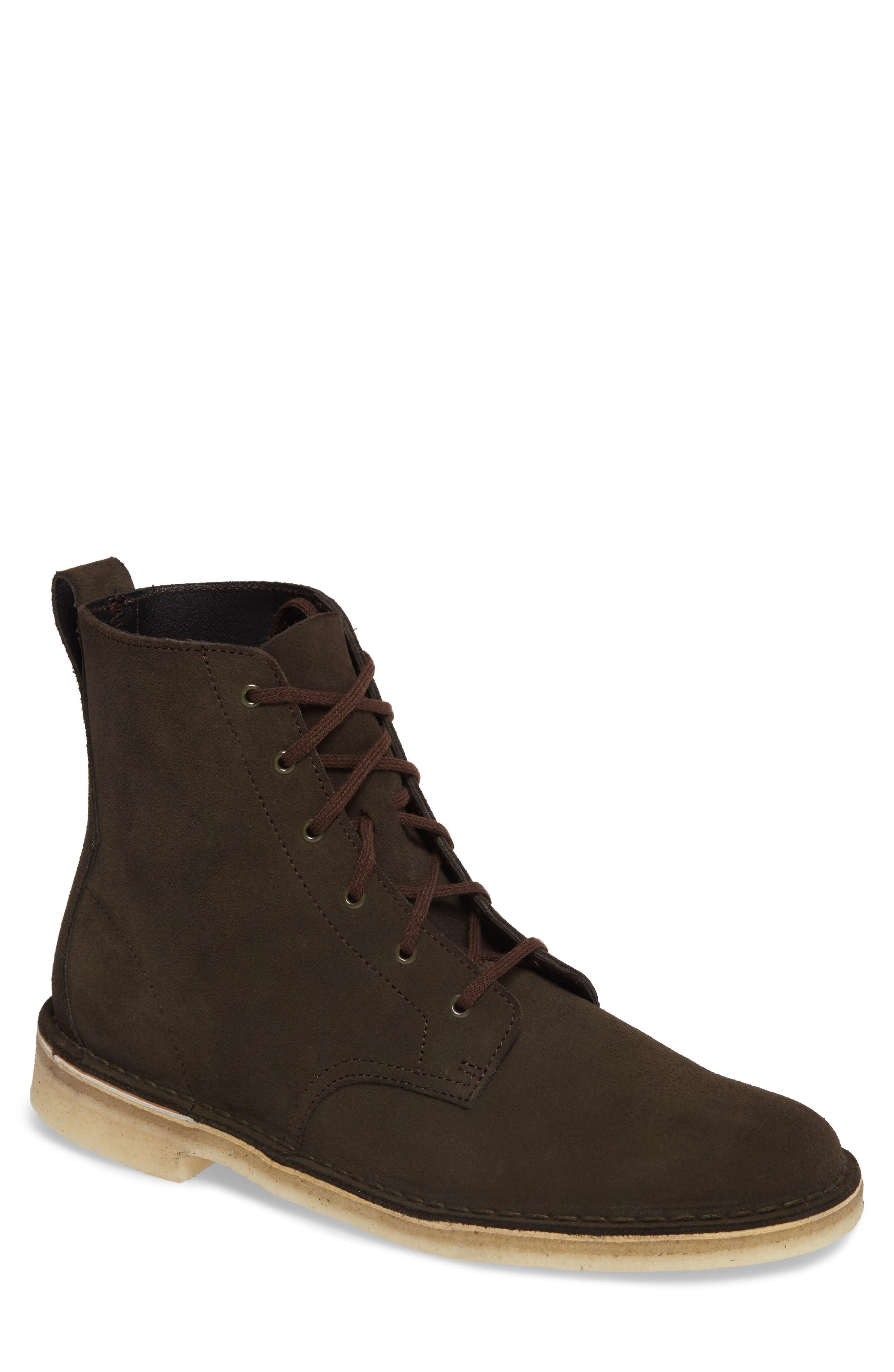 Alternate Image 1 Selected - Clarks® Originals 'Desert Mali' Boot (Men)