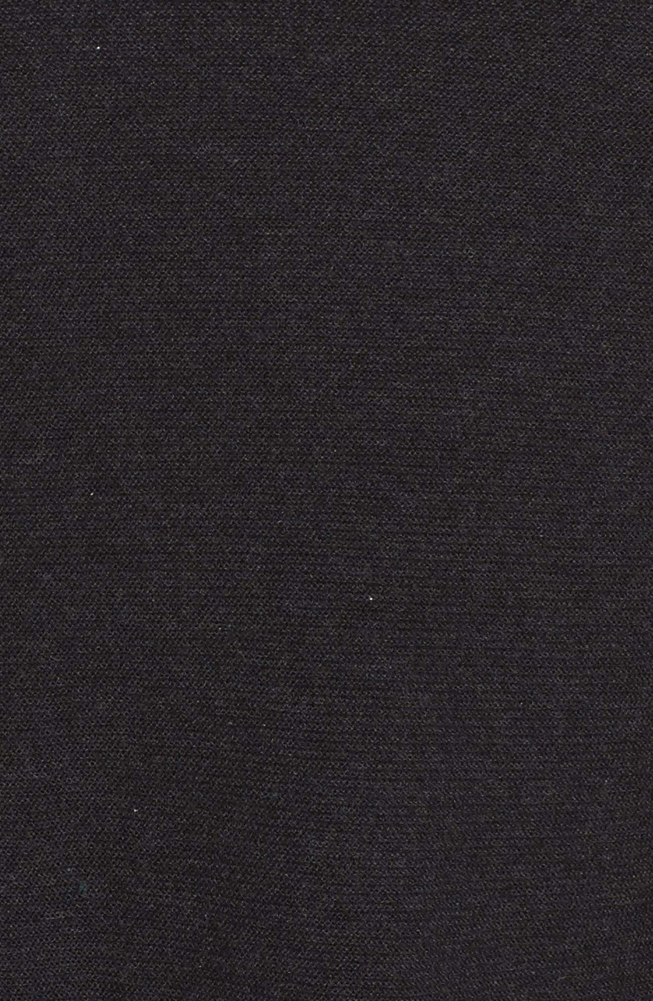 Alternate Image 5  - Eileen Fisher Jewel Neck Tunic Sweater (Plus Size)