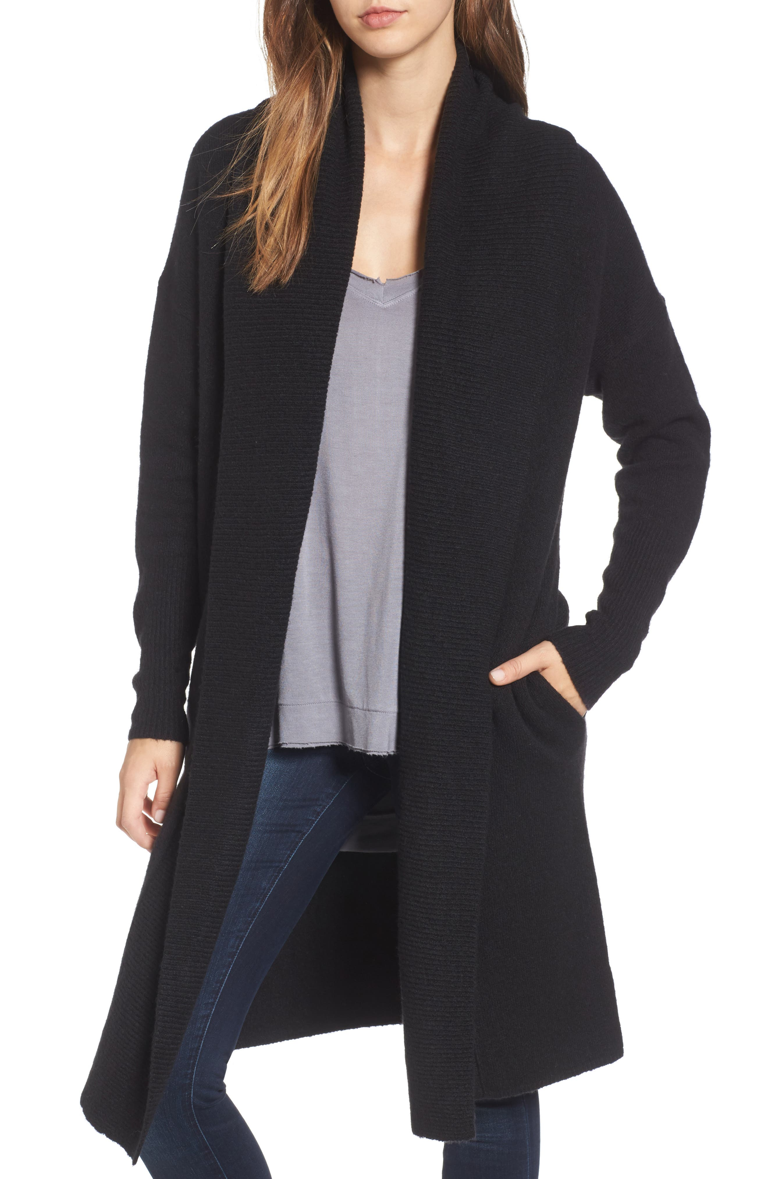 Main Image - BP. Long Cardigan