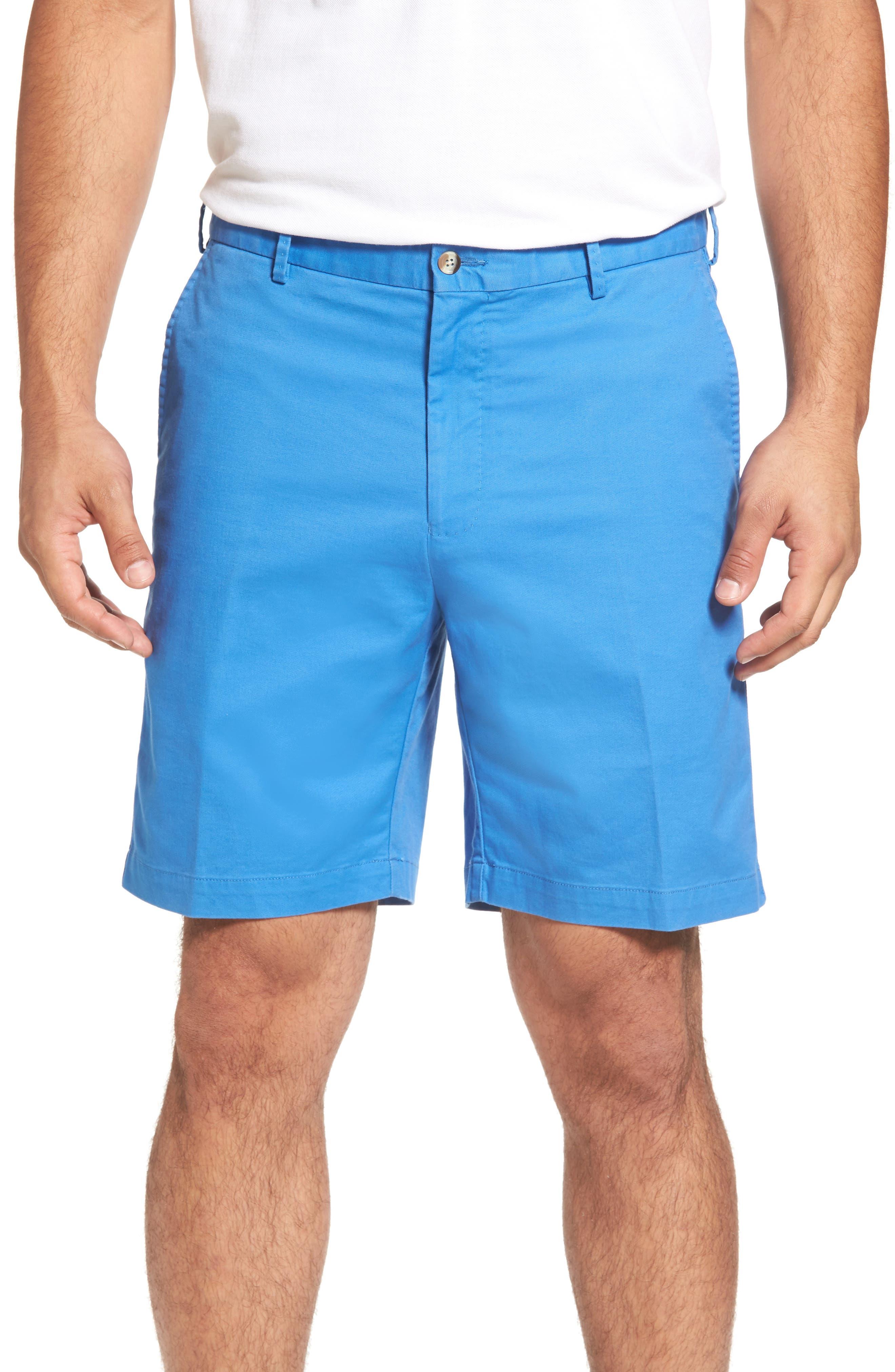 Peter Millar Soft Touch Twill Shorts (Regular & Big)