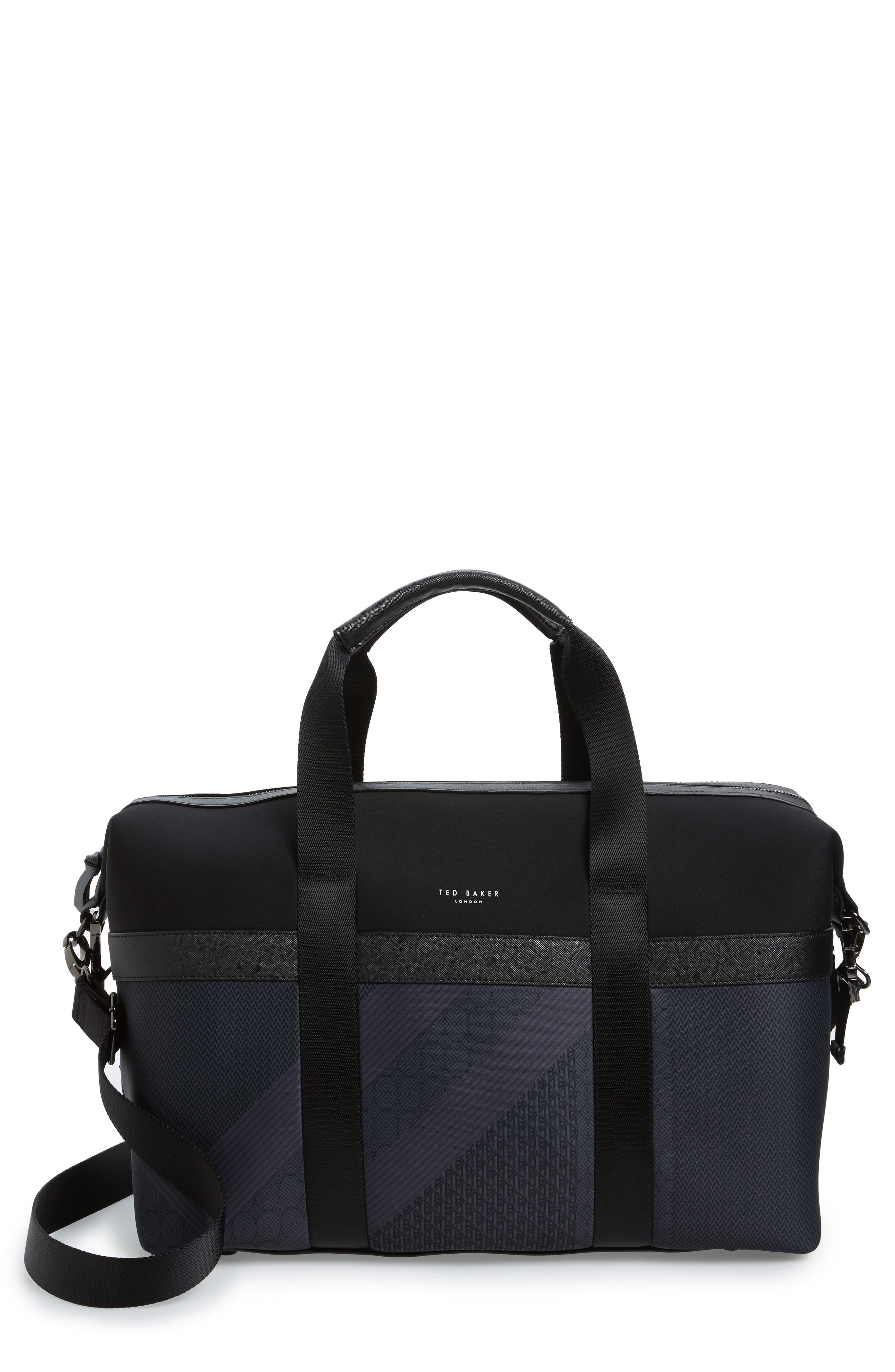 TED BAKER LONDON Scuba Duffel Bag