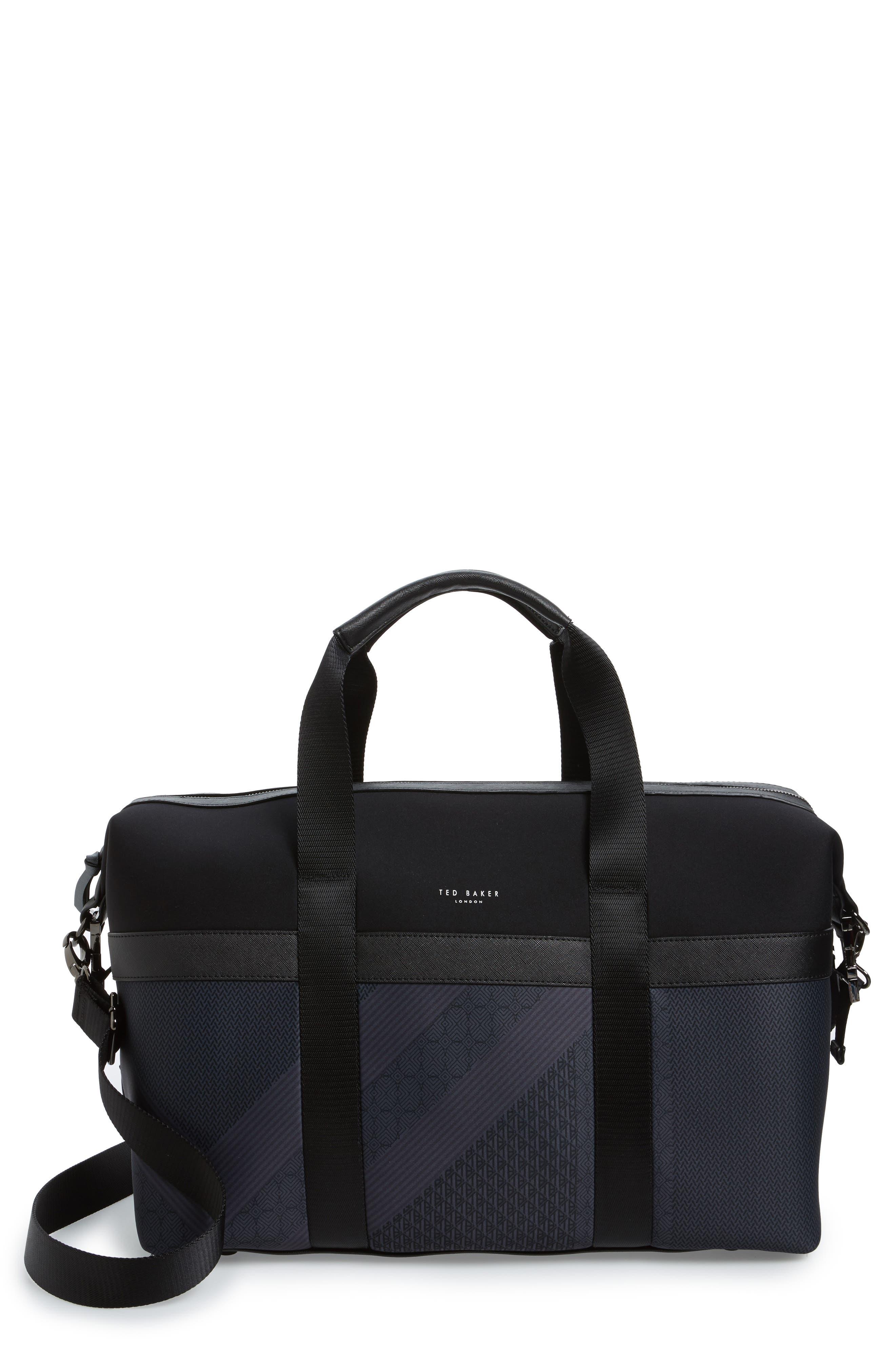 Main Image - Ted Baker London Scuba Duffel Bag