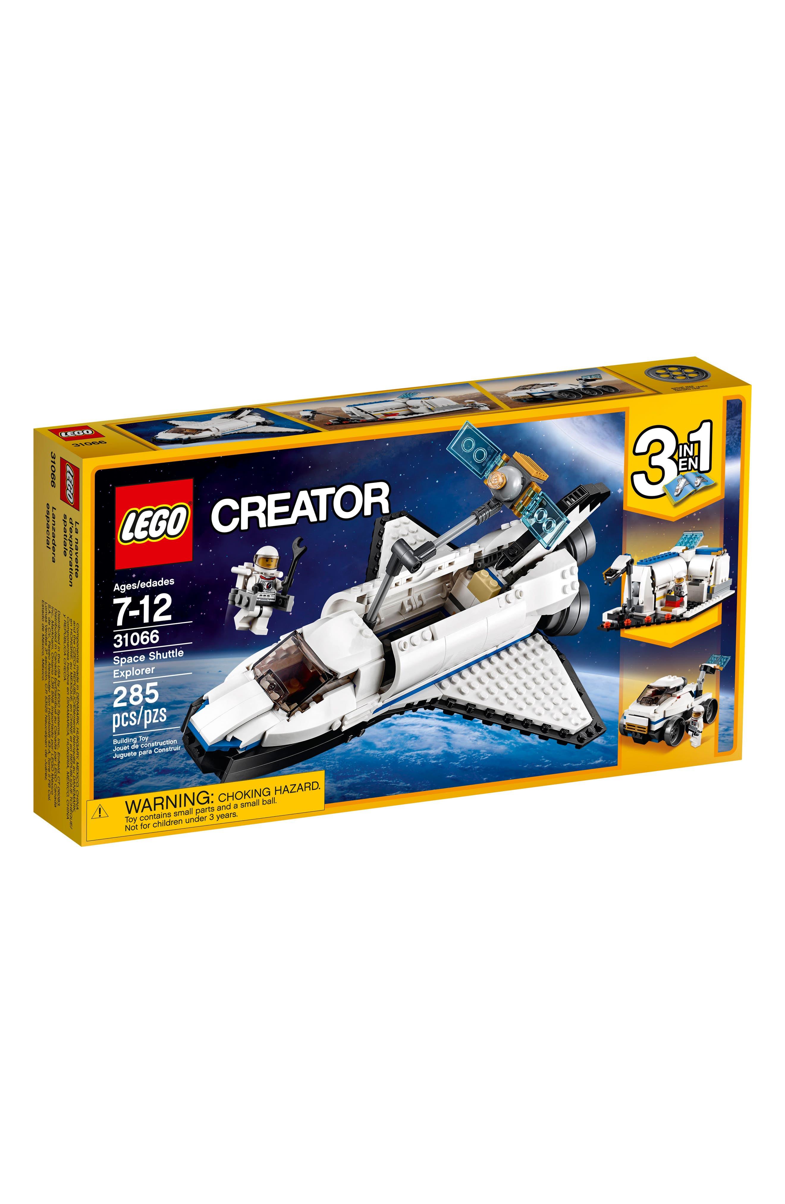 LEGO® Creator 3-in-1 Space Shuttle Explorer - 31066