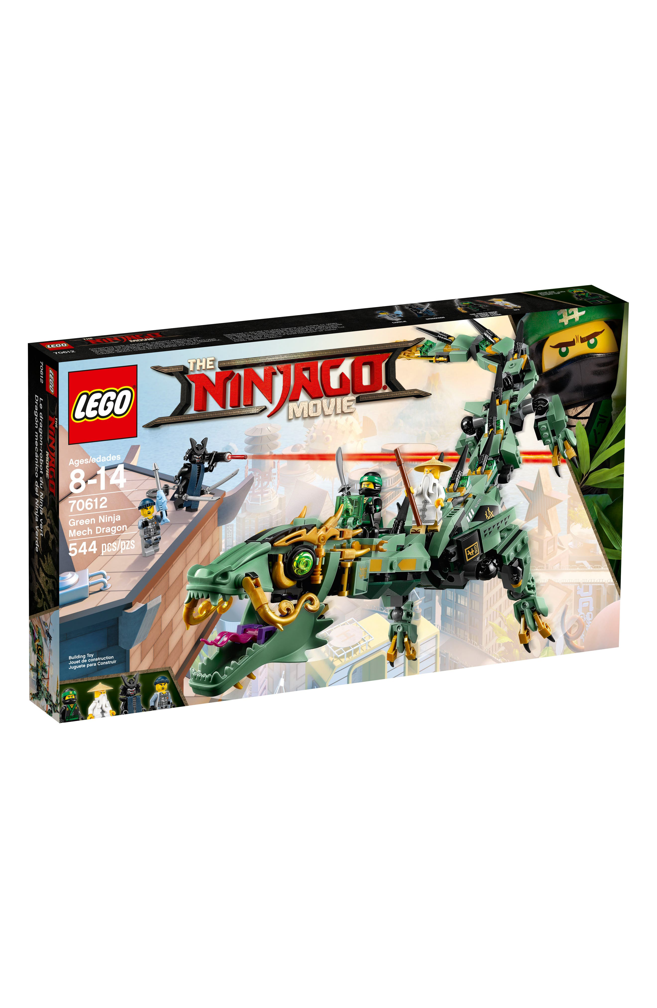 LEGO® NINJAGO® Green Ninja Mech Dragon - 70612