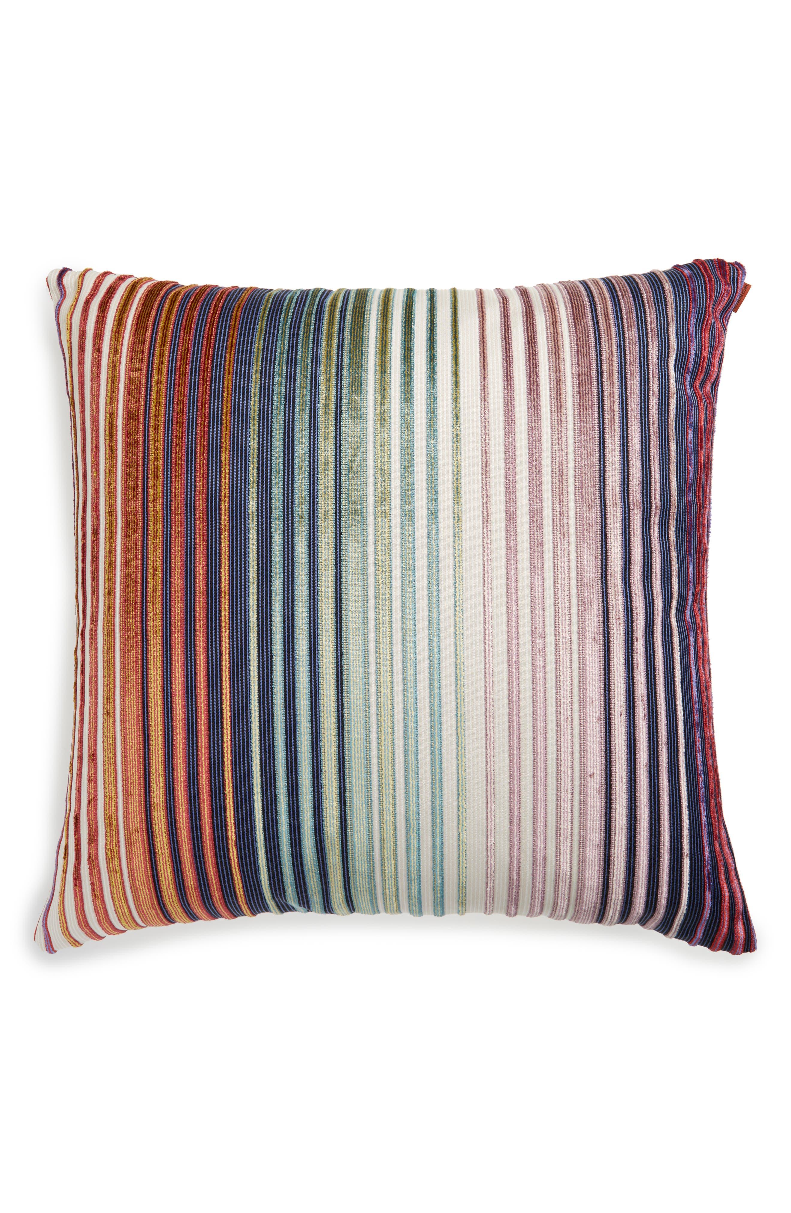 Tunisi Accent Pillow,                             Alternate thumbnail 2, color,                             Multi Color