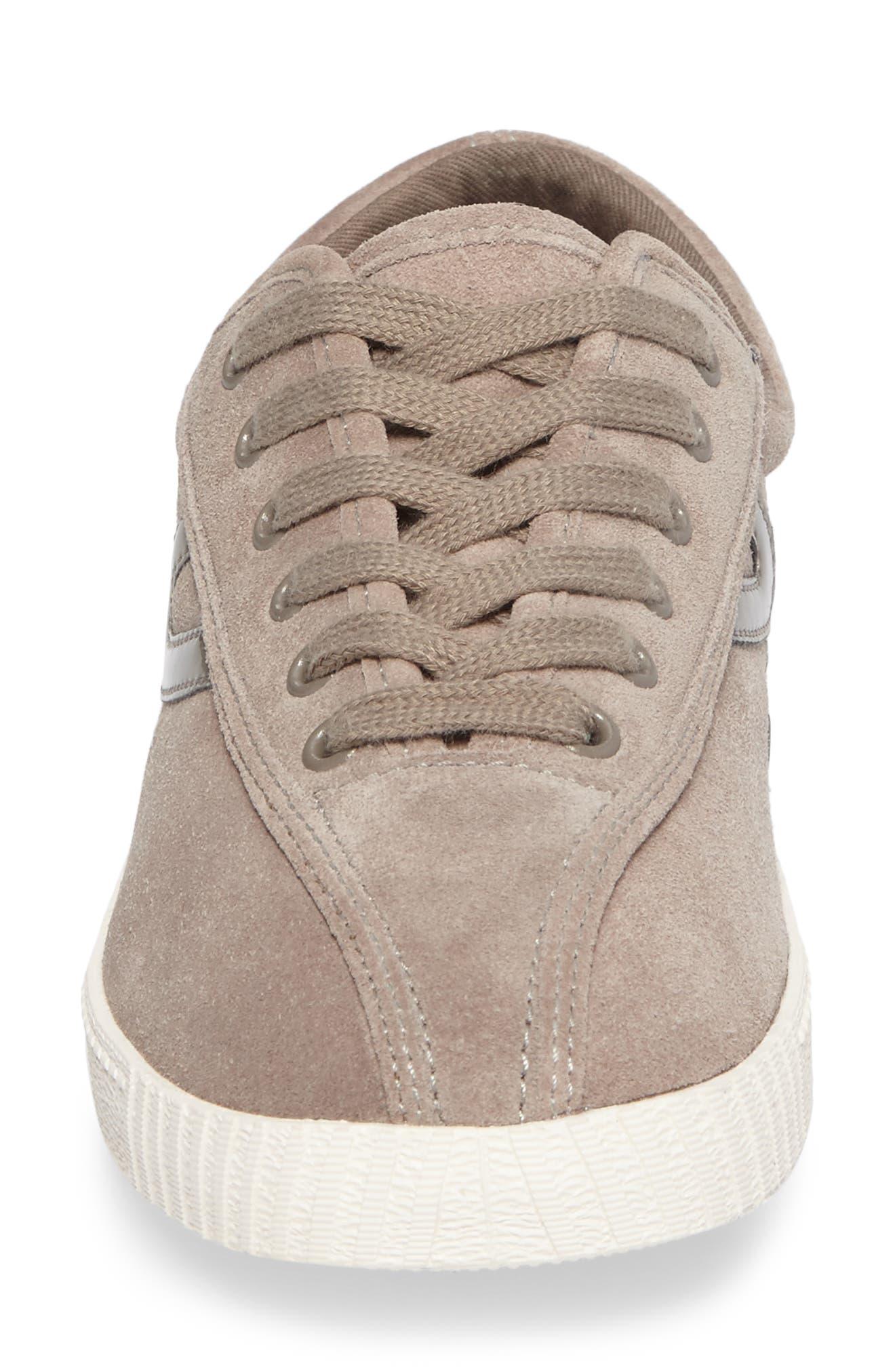 'Nylite2 Plus' Sneaker,                             Alternate thumbnail 6, color,                             Mushroom/ Mushroom