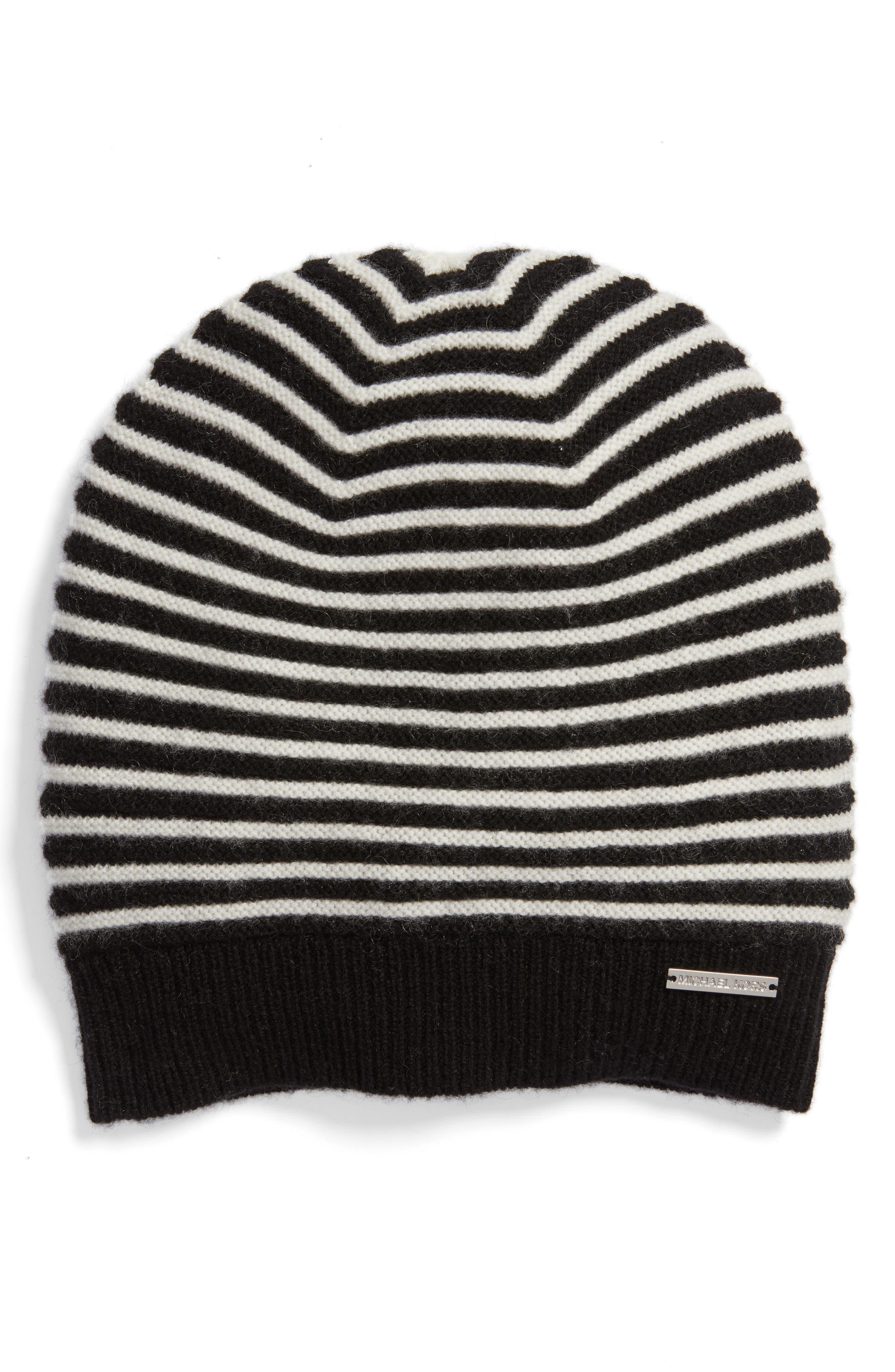 Main Image - MICHAEL Michael Kors Double Links Wool & Cashmere Hat