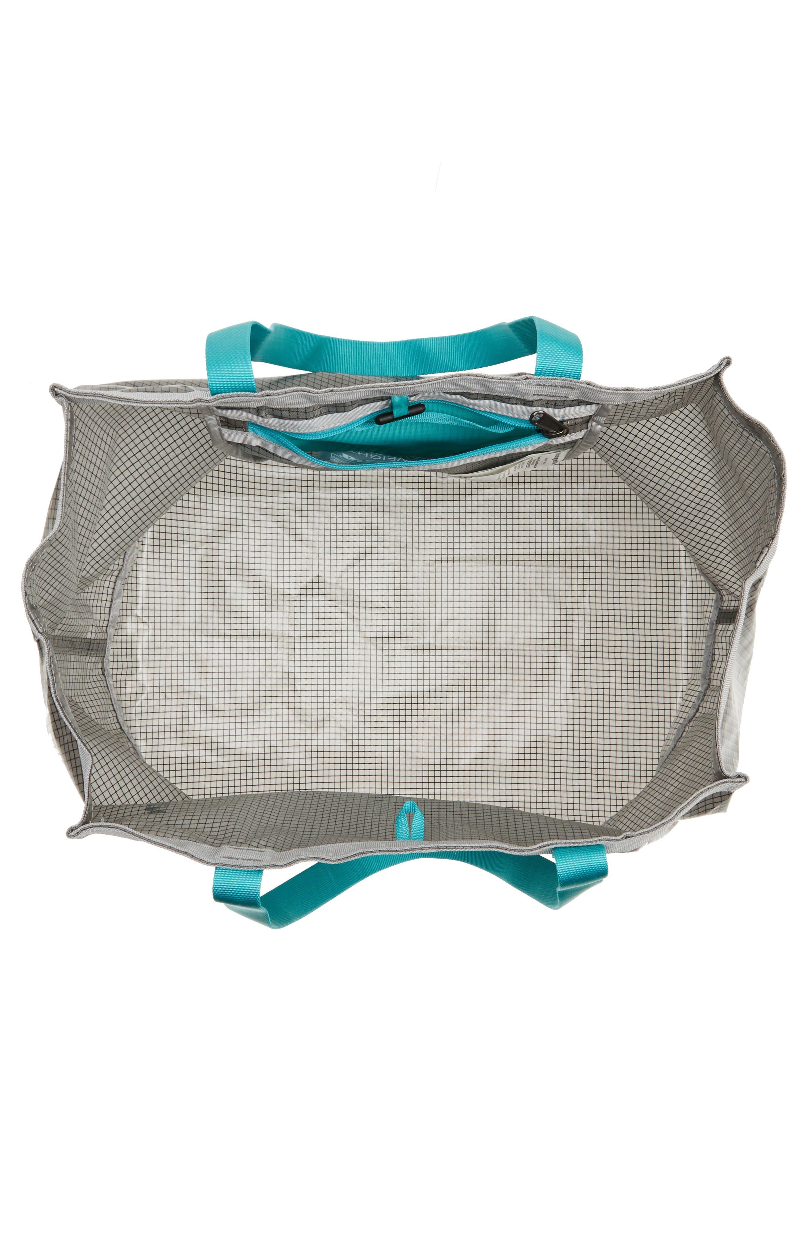 Lightweight Black Hole Gear Tote Bag,                             Alternate thumbnail 4, color,                             Drifter Grey