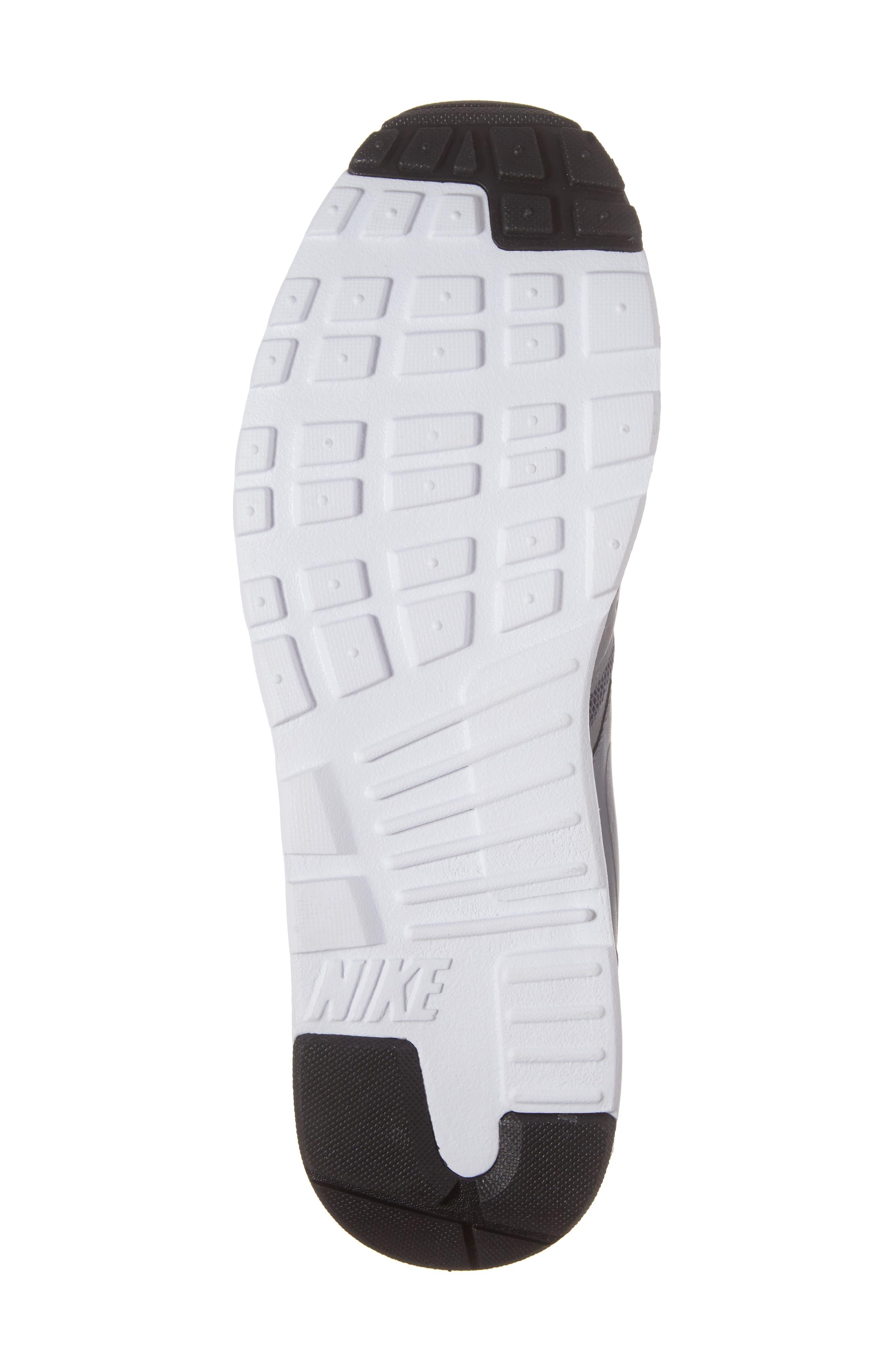 Air Max Vision Sneaker,                             Alternate thumbnail 6, color,                             Cool Grey/ Dark Grey/ White