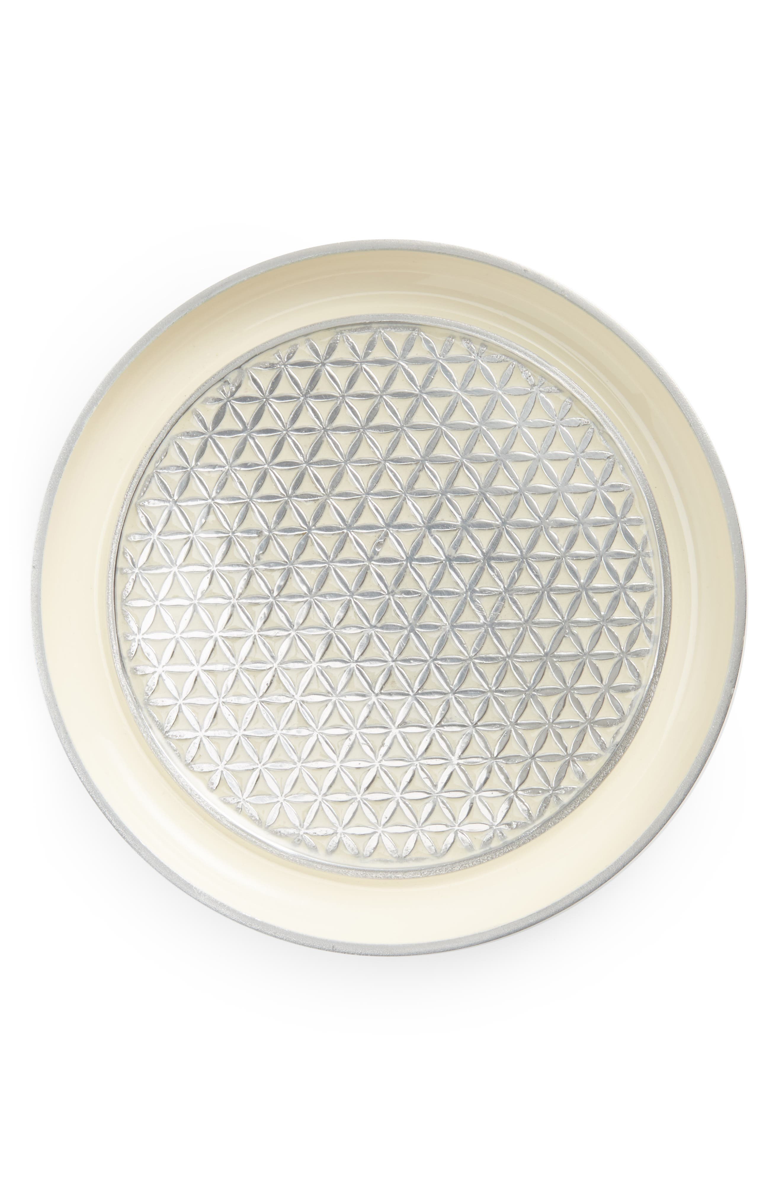 Marigold Artisans Flower of Life Tray