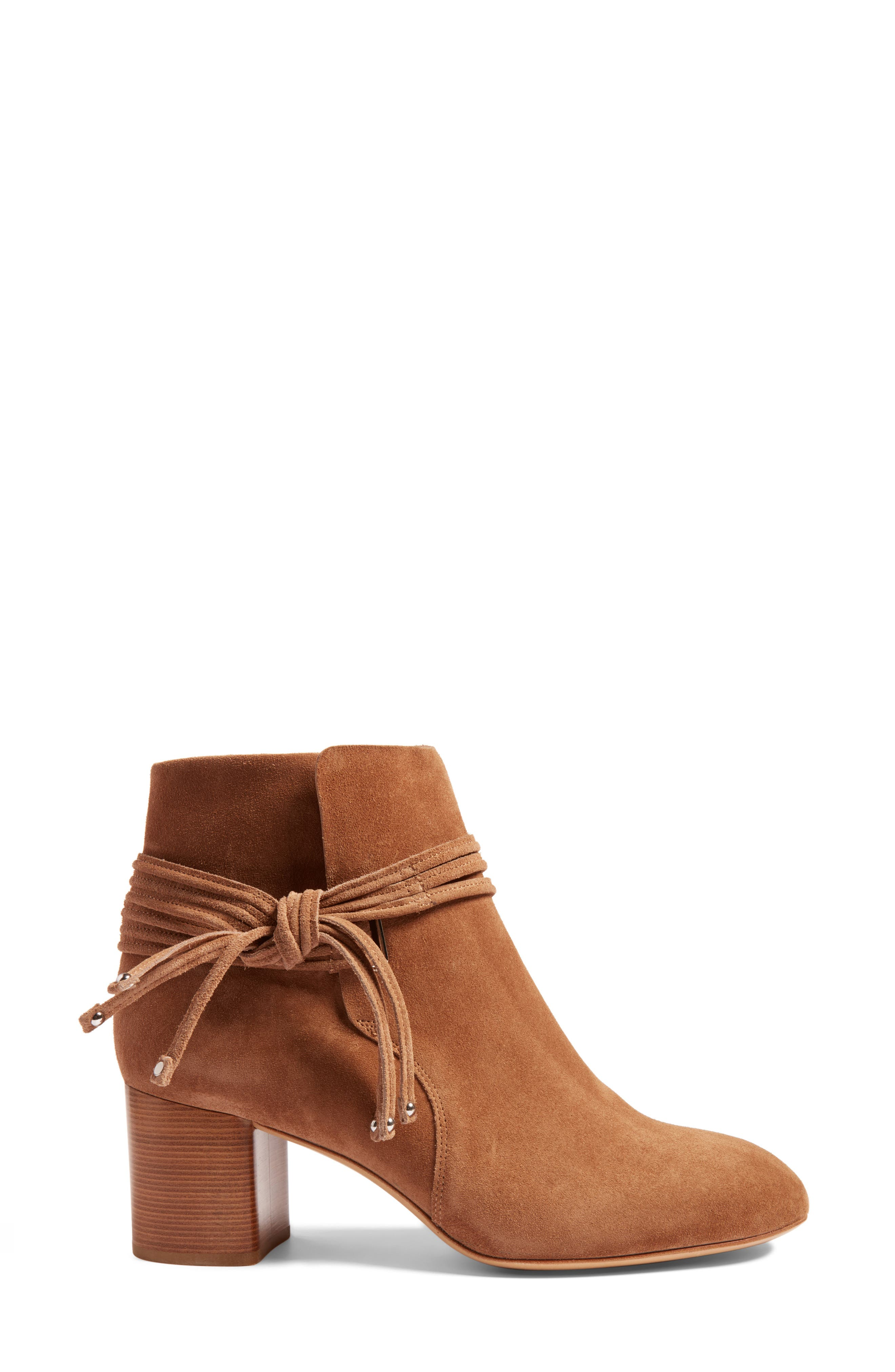 Alternate Image 3  - rag & bone Dalia II Tie-Strap Bootie (Women)