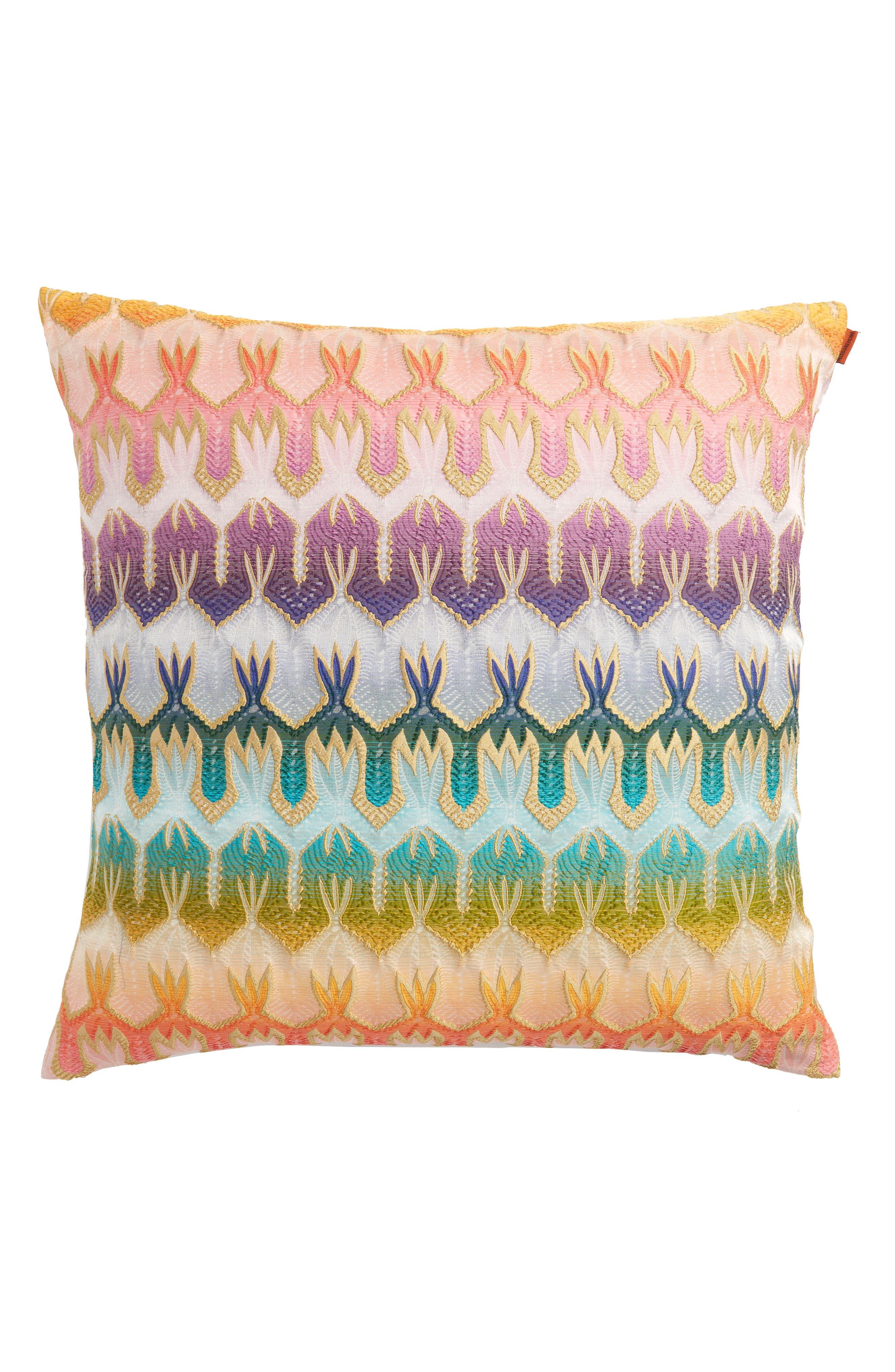Pasadena Accent Pillow,                             Alternate thumbnail 2, color,                             Multi Color