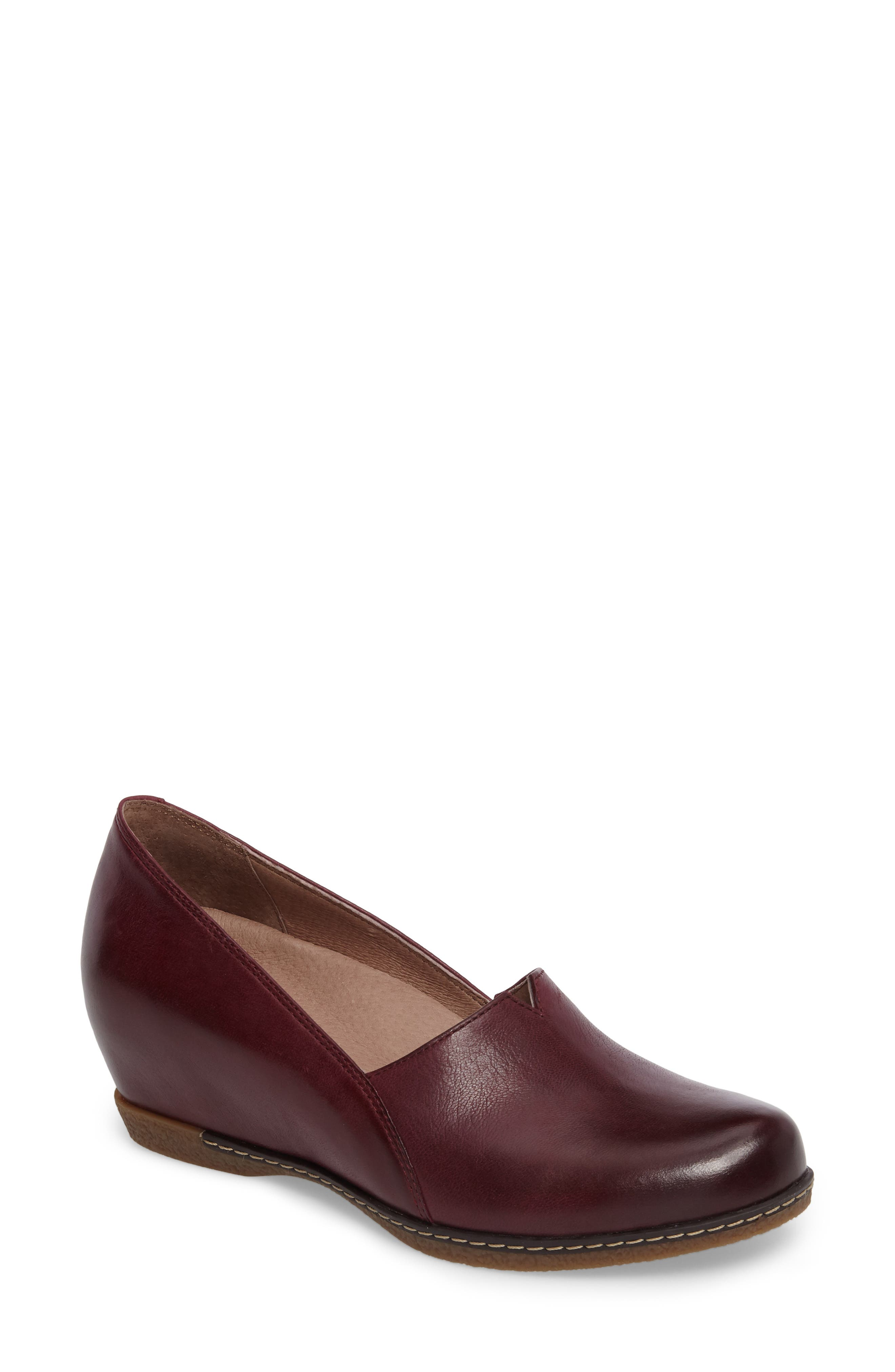 Dansko Liliana Concealed Wedge Slip-On (Women)