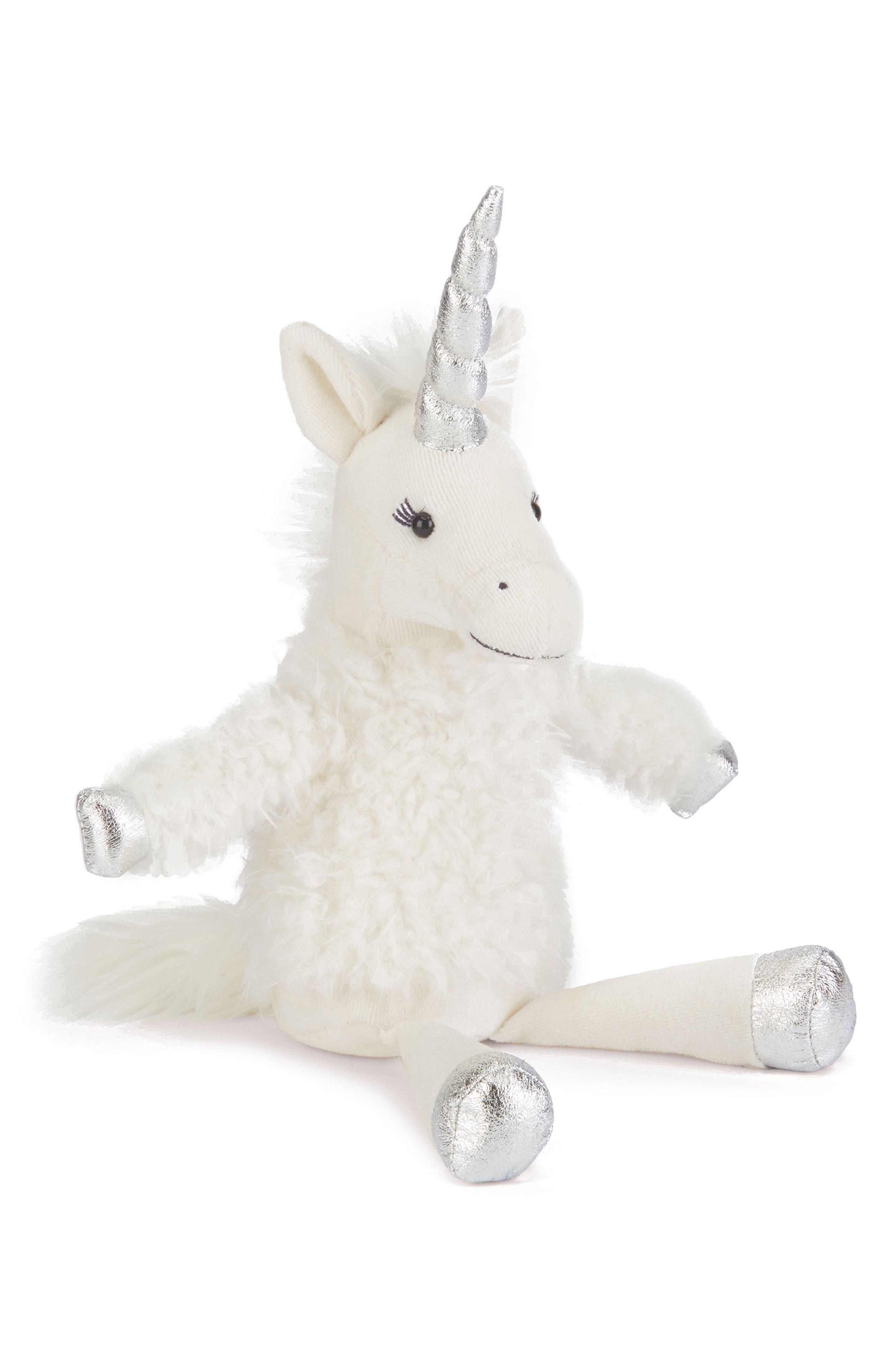 main image jellycat pearl the unicorn stuffed animal