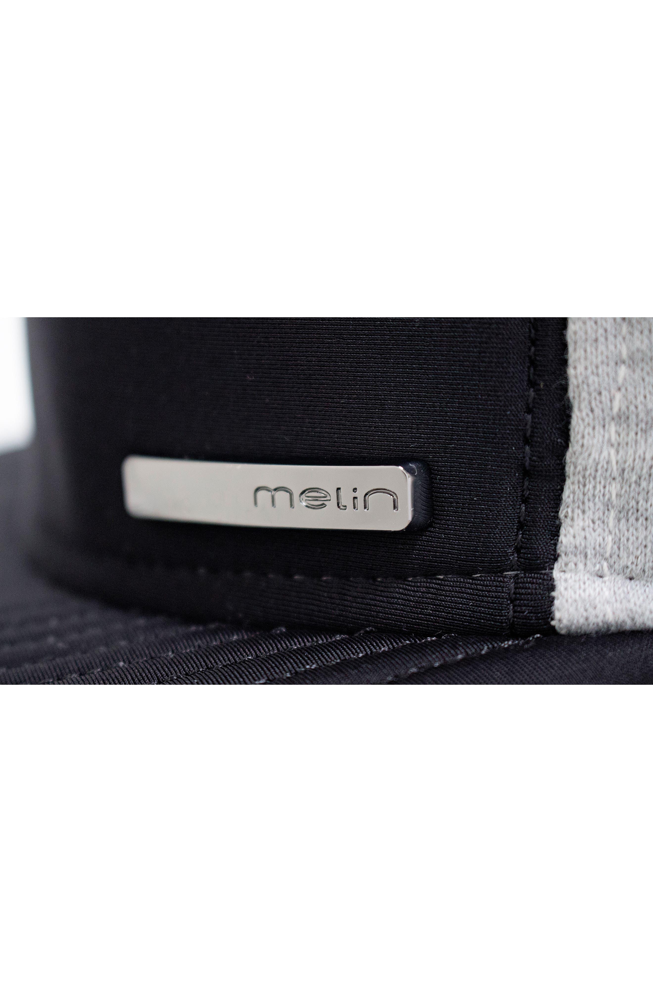 online store 90e2f 3cc81 MELIN MINI BAR SNAPBACK CAP - BLACK, BLACK  ROSE