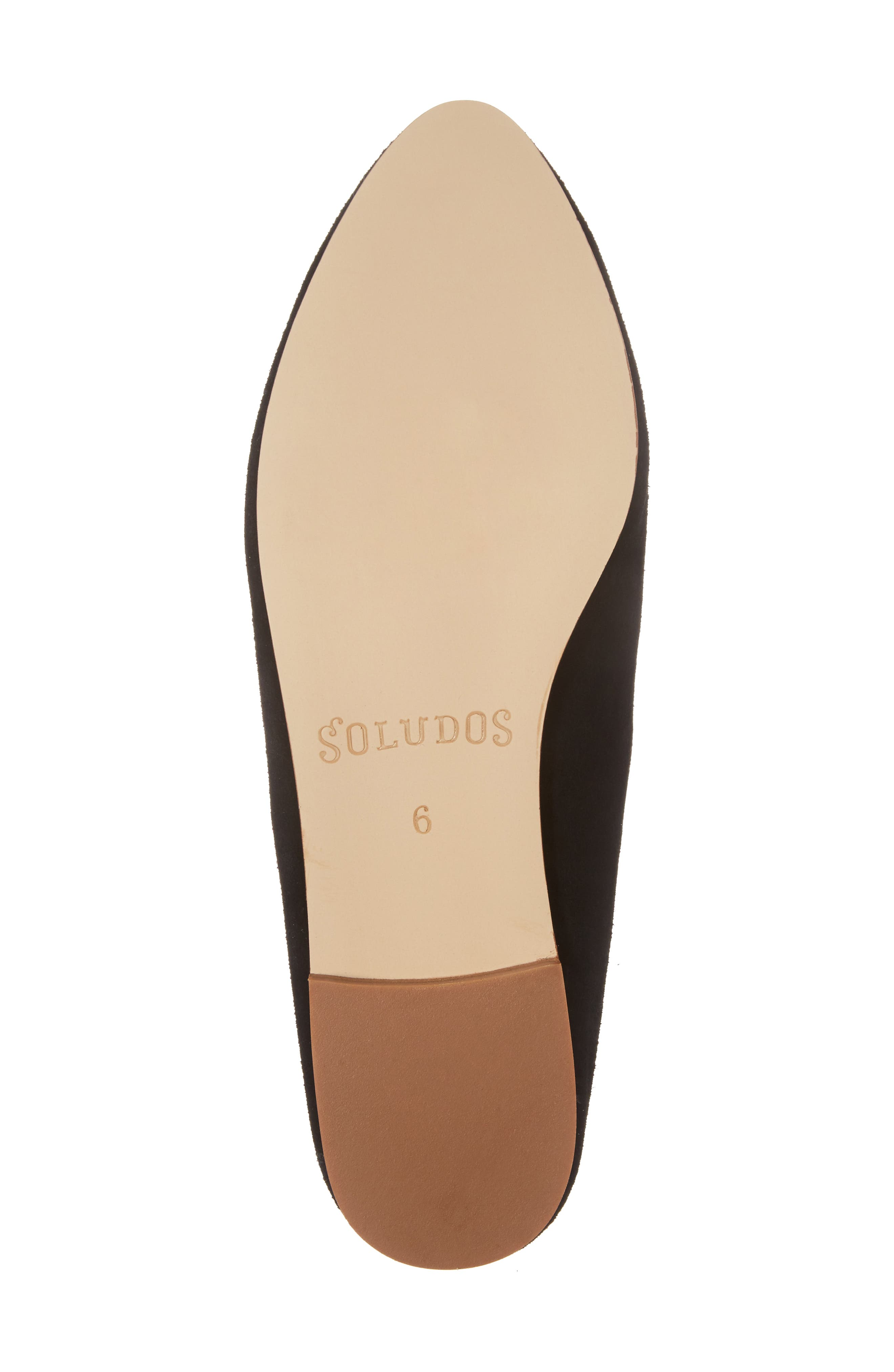 Alternate Image 6  - Soludos Palazzo Loafer Mule (Women)