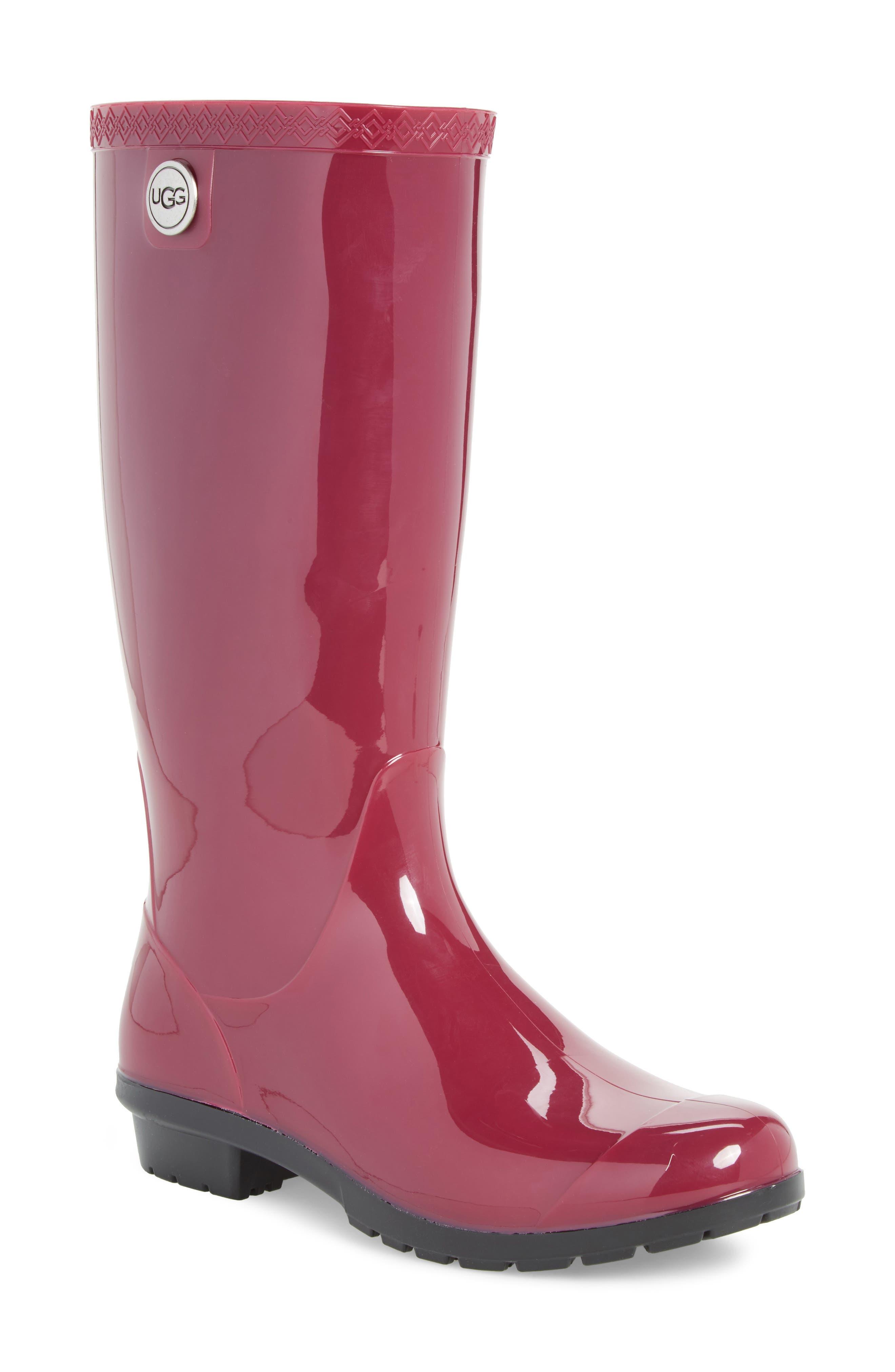 UGG® 'Shaye' Rain Boot (Women)