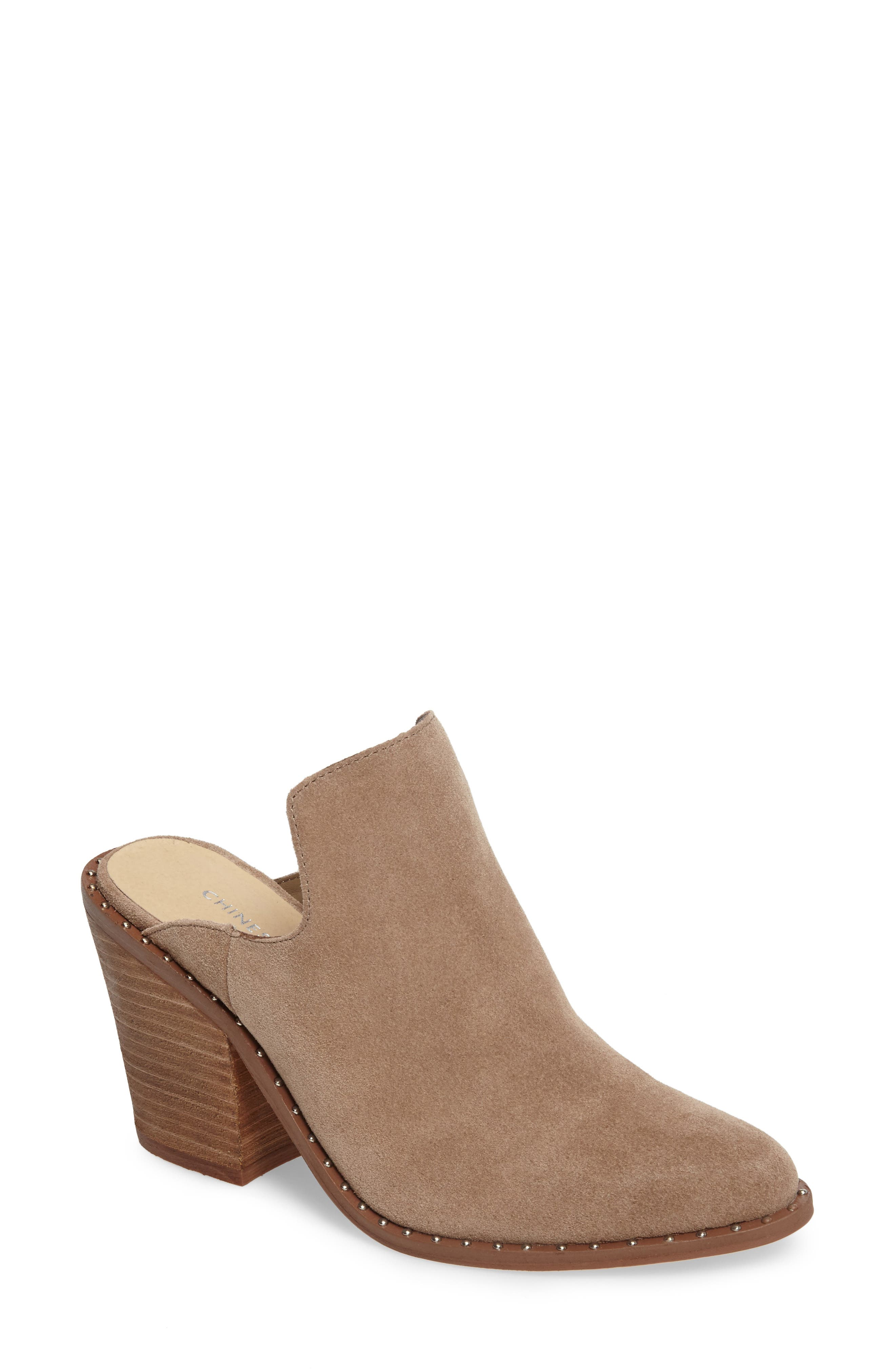 Alternate Image 1 Selected - Chinese Laundry Springfield Mule Bootie (Women)