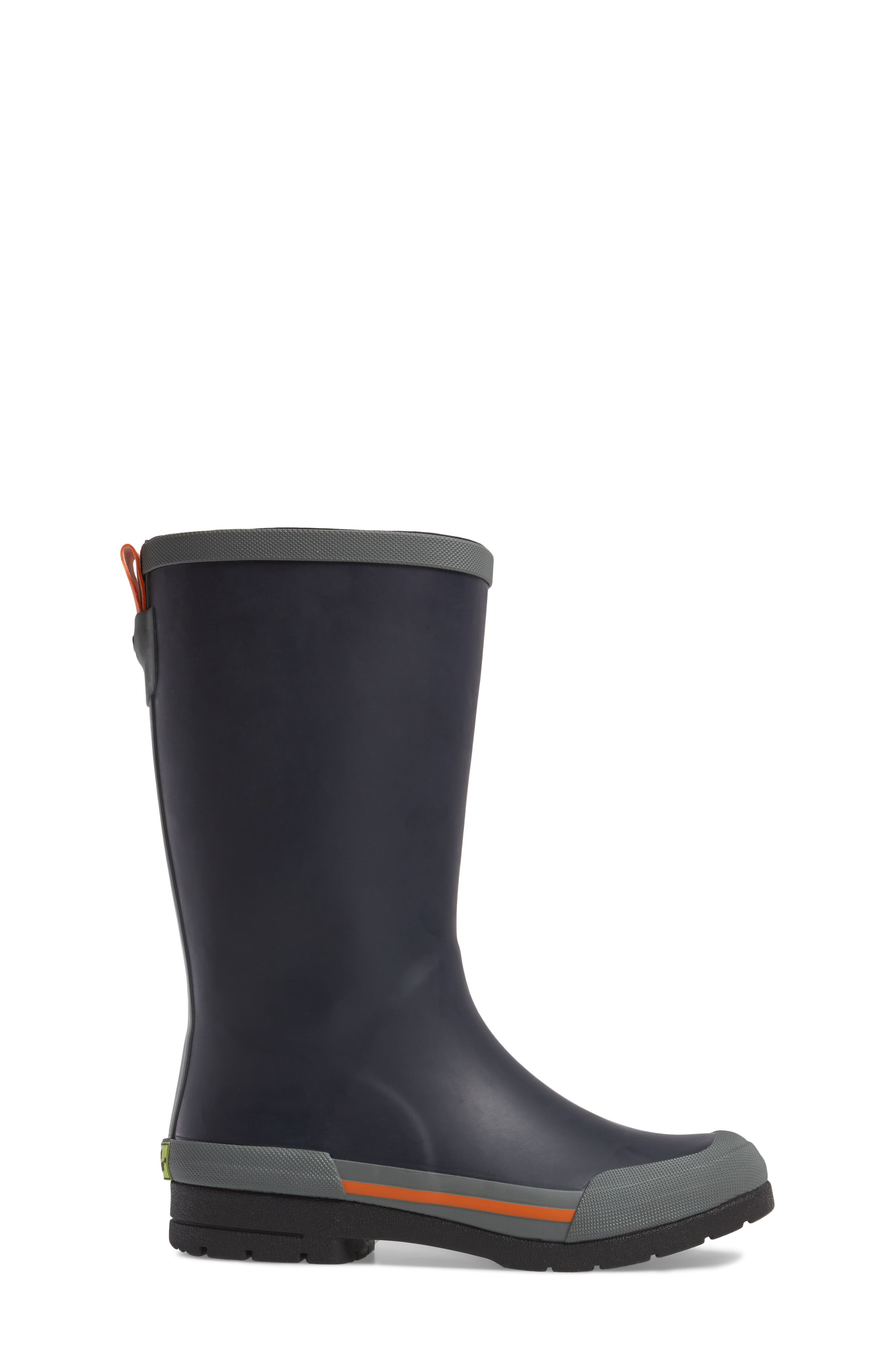 Classic EX Rain Boot,                             Alternate thumbnail 3, color,                             Navy