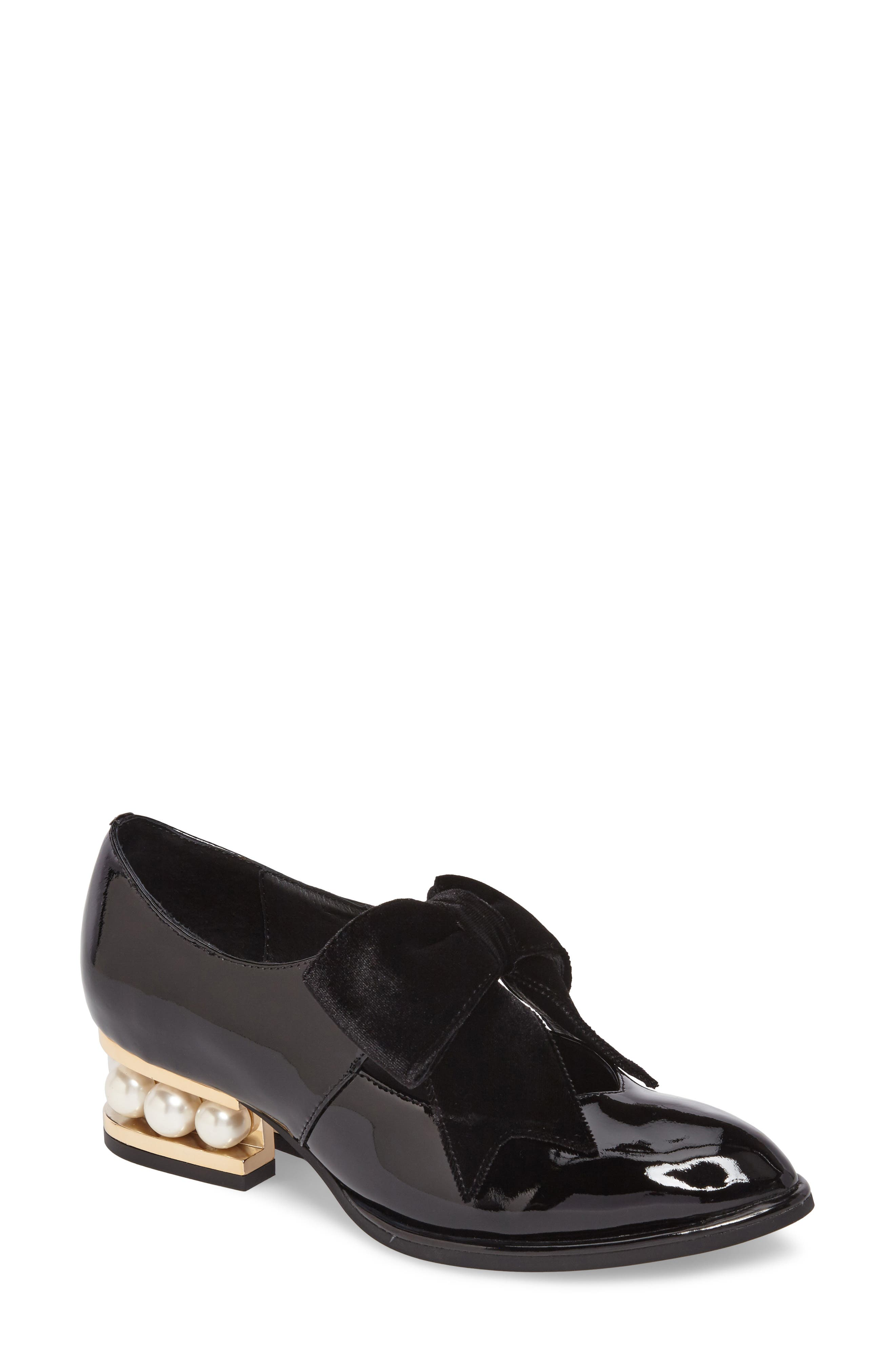 Jeffrey Campbell Cordene Statement Heel Mary Jane (Women)
