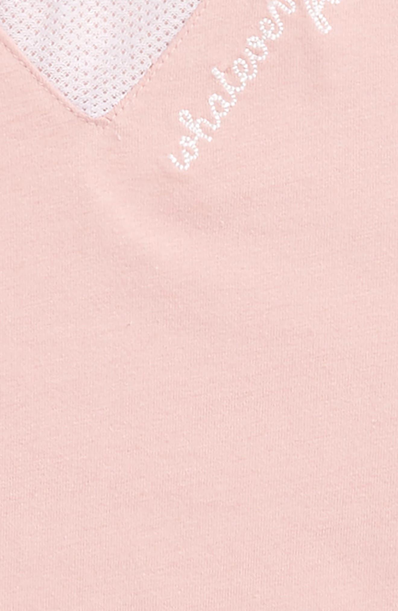 Whatever Forever Tee,                             Alternate thumbnail 2, color,                             Pink