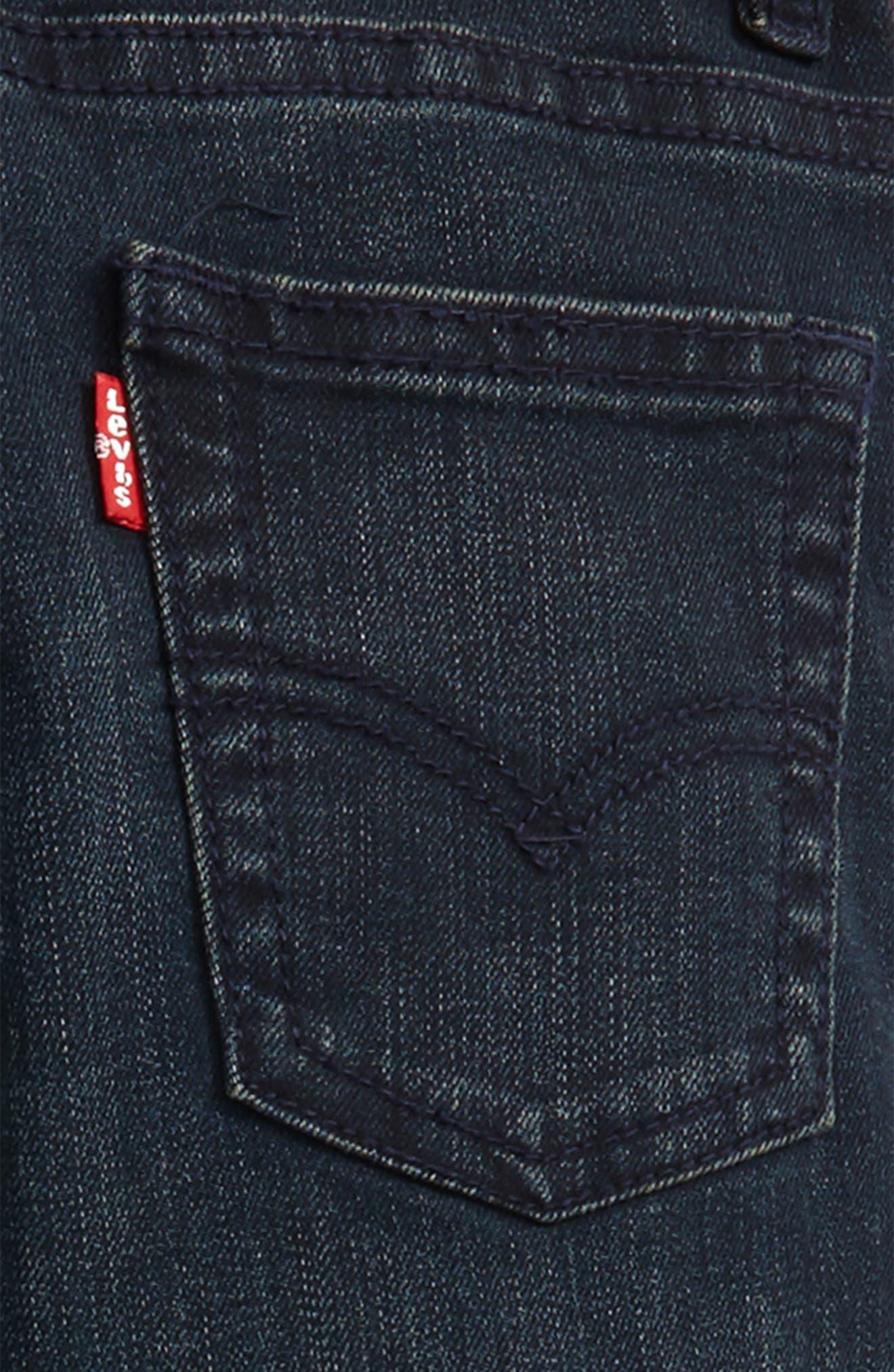 511 Slim Fit Jeans,                             Alternate thumbnail 2, color,                             A Blue