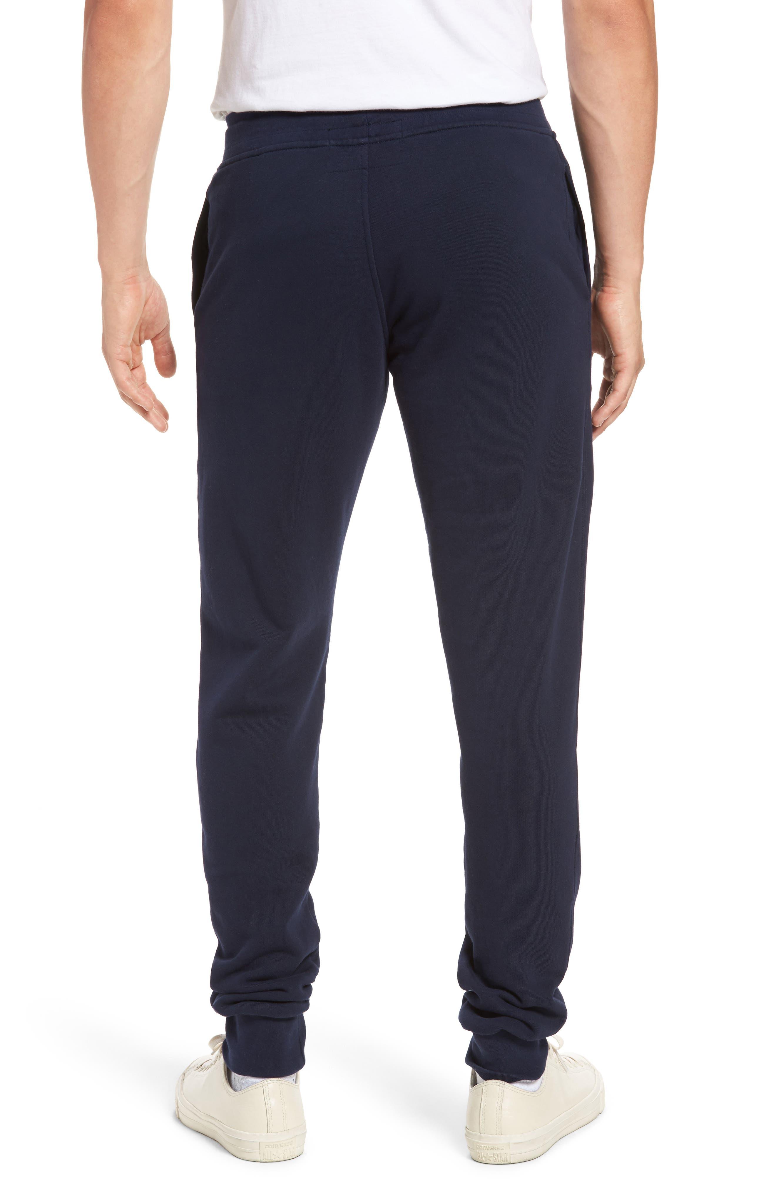 Horseshoe Sweatpants,                             Alternate thumbnail 2, color,                             Navy
