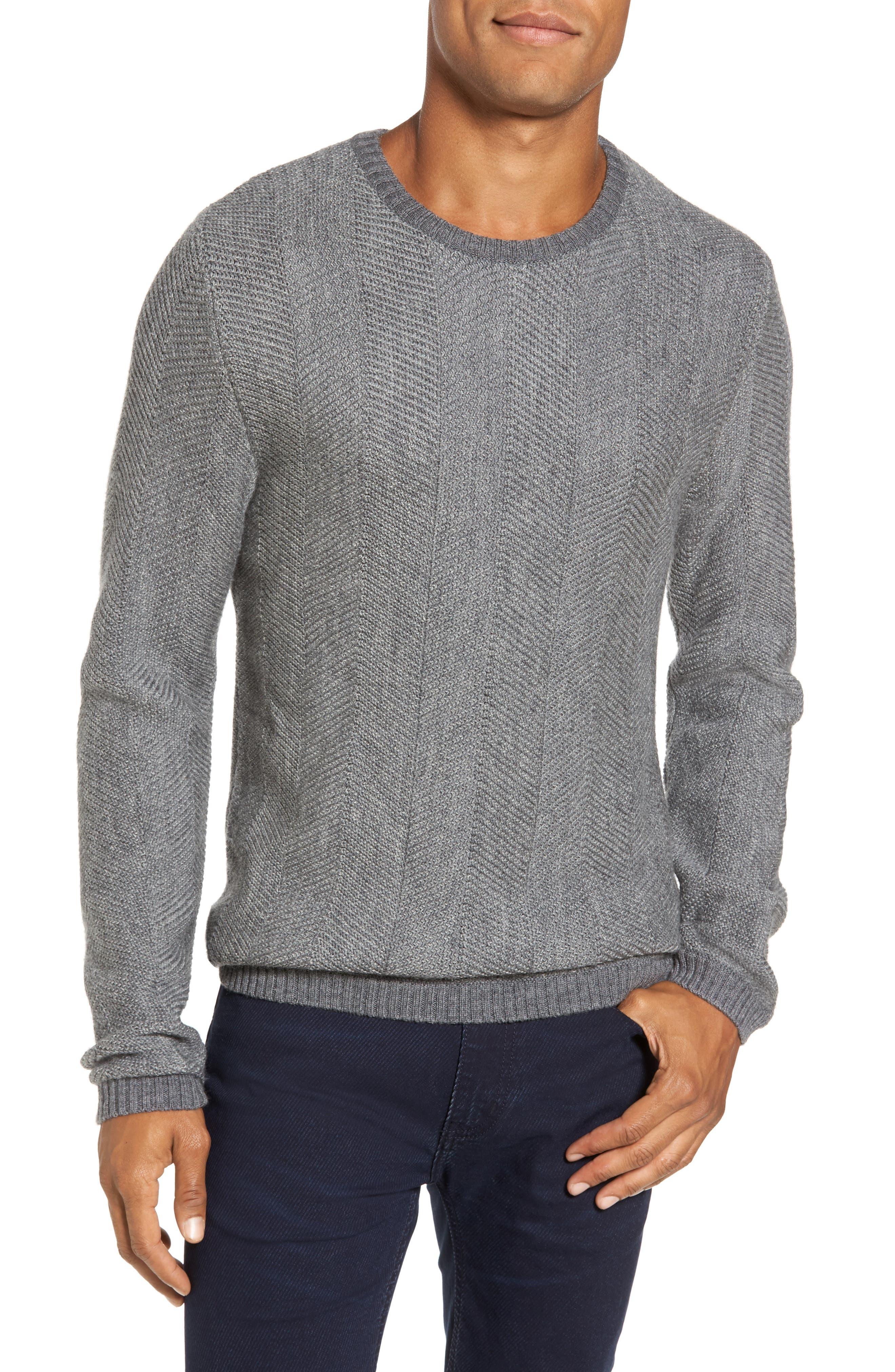 Rodd & Gunn Mount Grand Wool Sweater