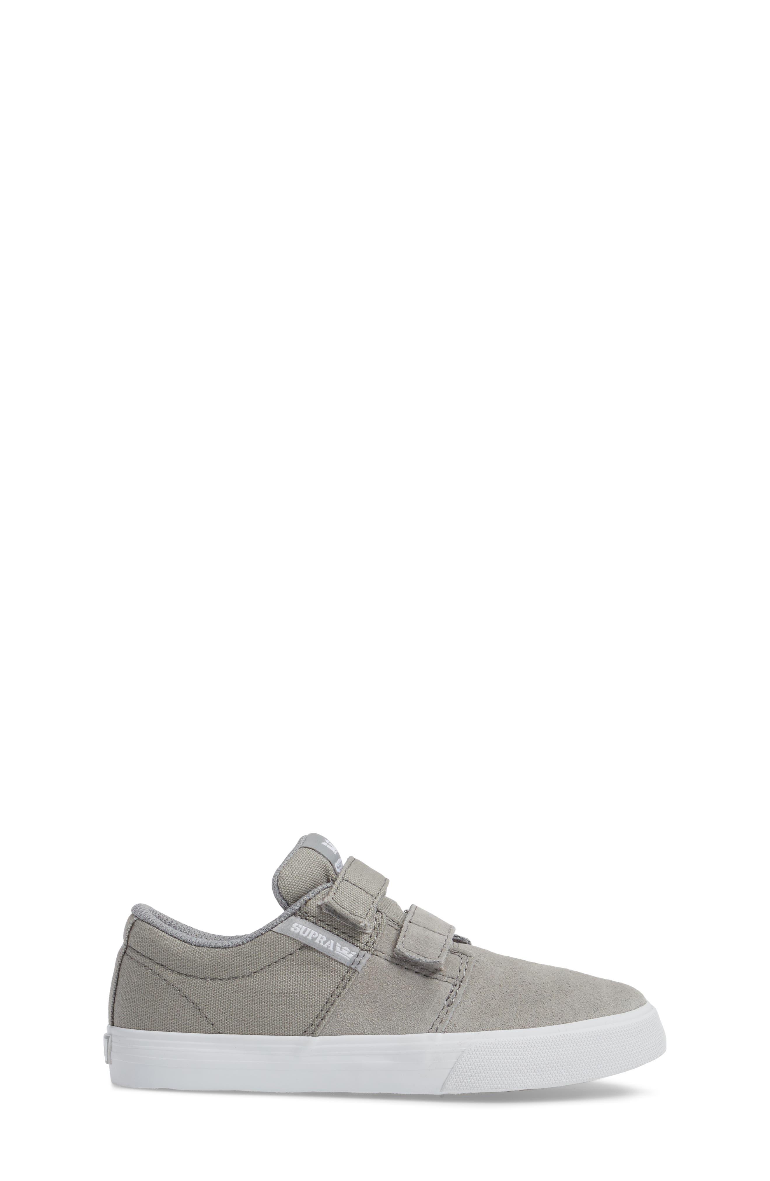 Alternate Image 3  - Supra Stacks Low Top Sneaker (Toddler, Little Kid & Big Kid)